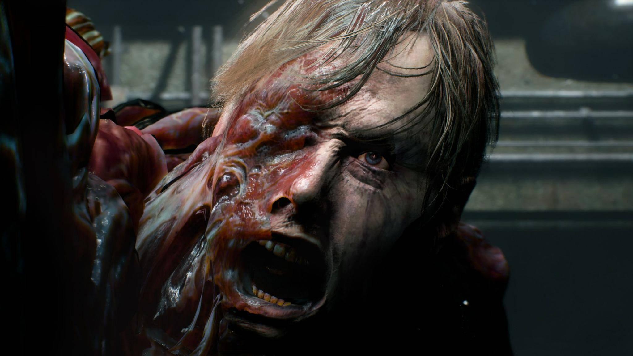 """""""Mehr DLC... Ich brauch mehr DLC!"""" – Der Wunsch vieler """"Resident Evil 2""""-Fans wird erhört."""