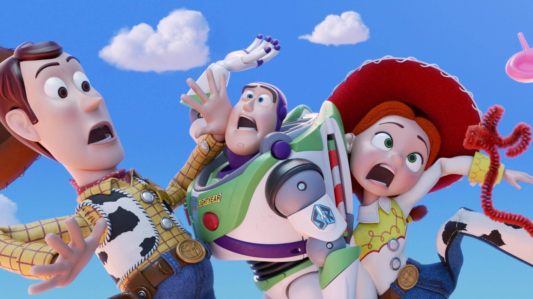 """Nach """"Toy Story 4"""" will Pixar vorerst keine Sequels mehr produzieren."""