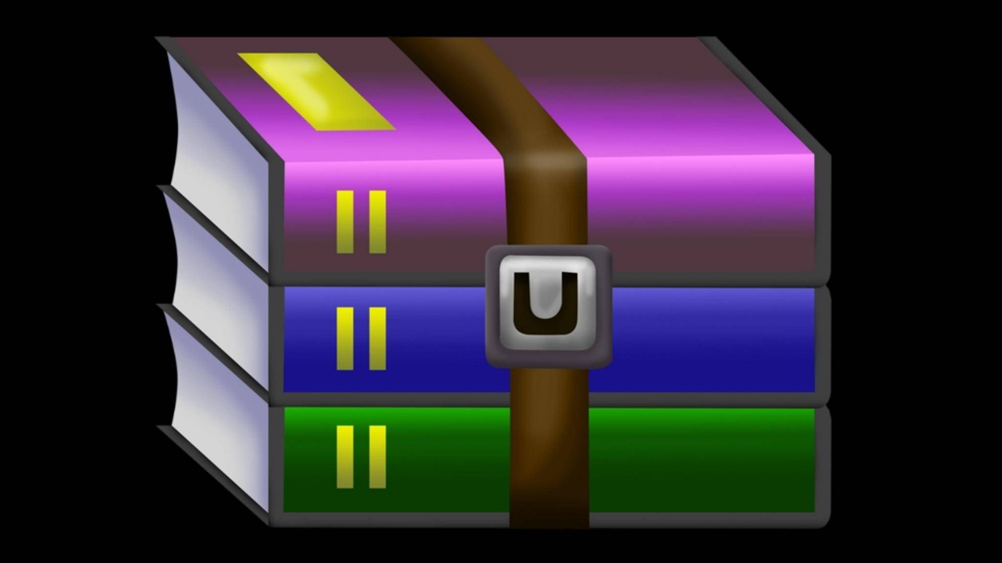 CRC-Fehler können vor allem in Zusammenhang mit WinRAR auftreten.