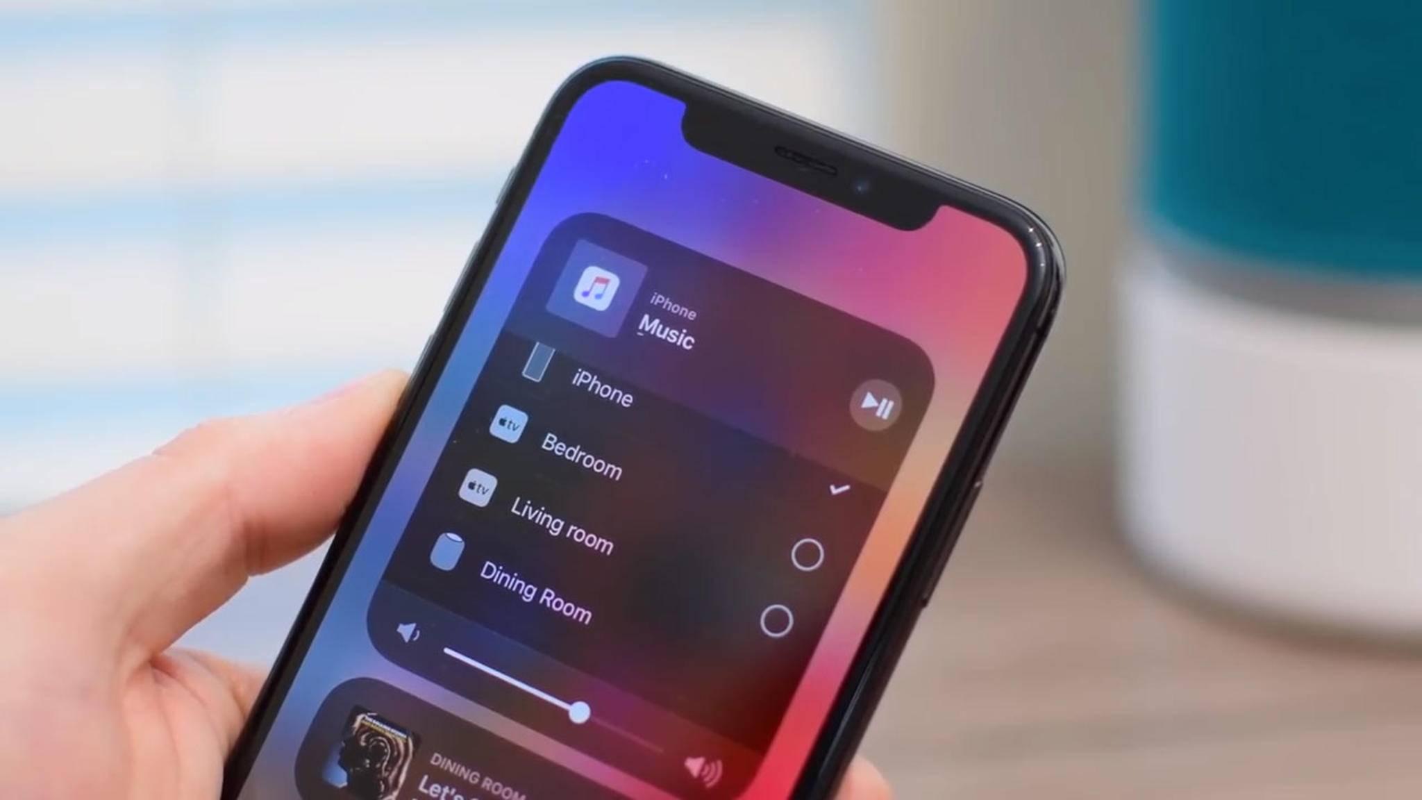 Der Support von AirPlay in der Netflix-App für iOS wurde kürzlich eingestellt.