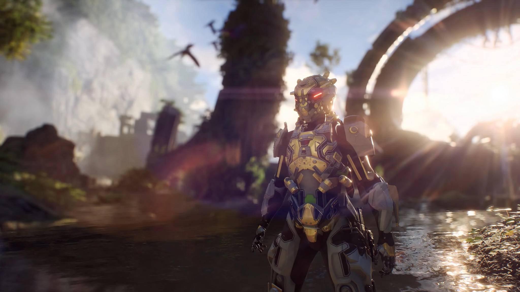 """""""Anthem"""" verursacht auf Spielekonsolen offenbar Probleme."""