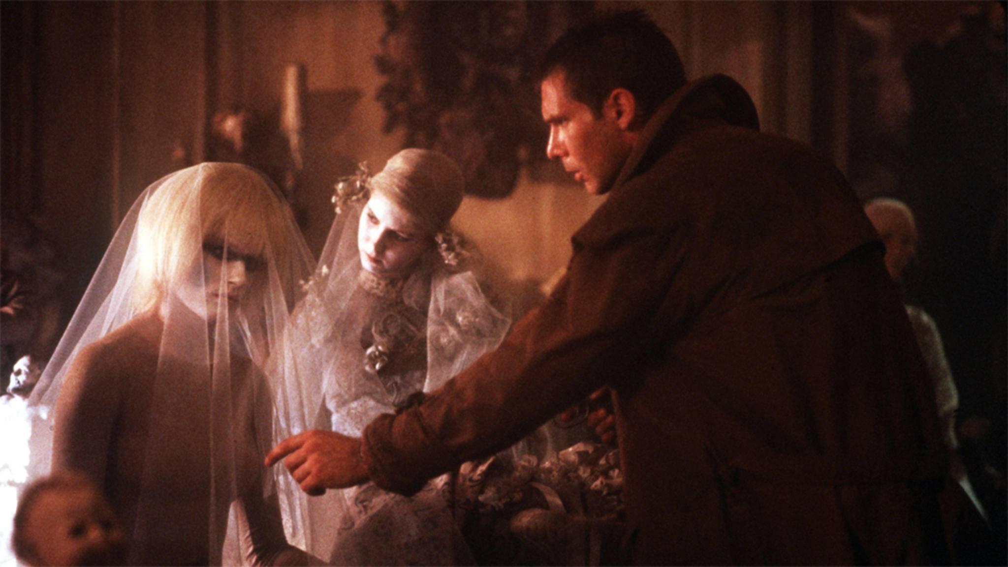 """Das Jahr 2019 ist in Filmen wie """"Blade Runner"""" sehr viel futuristischer als in der Realität."""