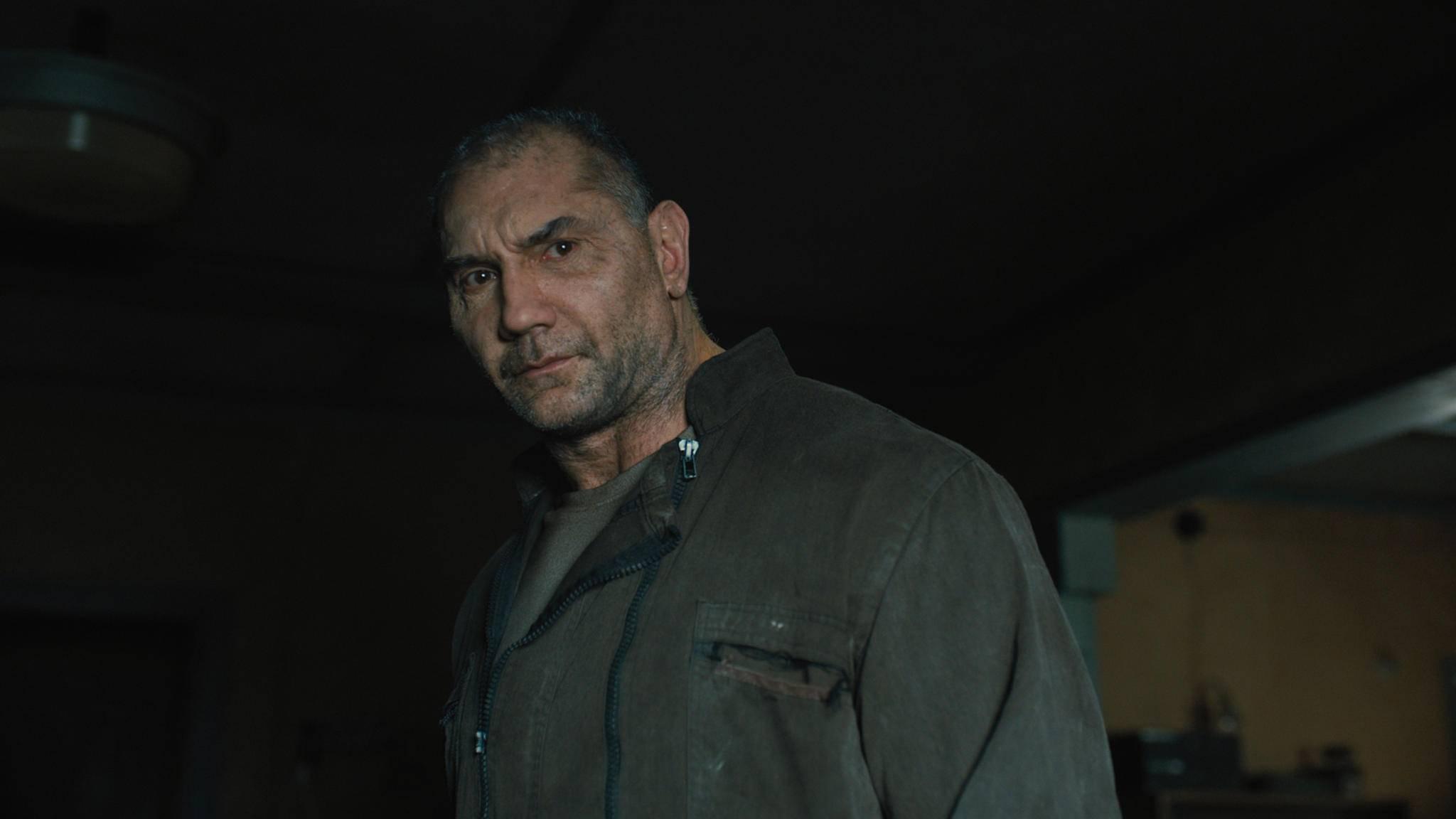 """Für Dave Bautista scheint die """"Gears of War""""-Verfilmung eine regelrechte Herzensangelegenheit zu sein."""