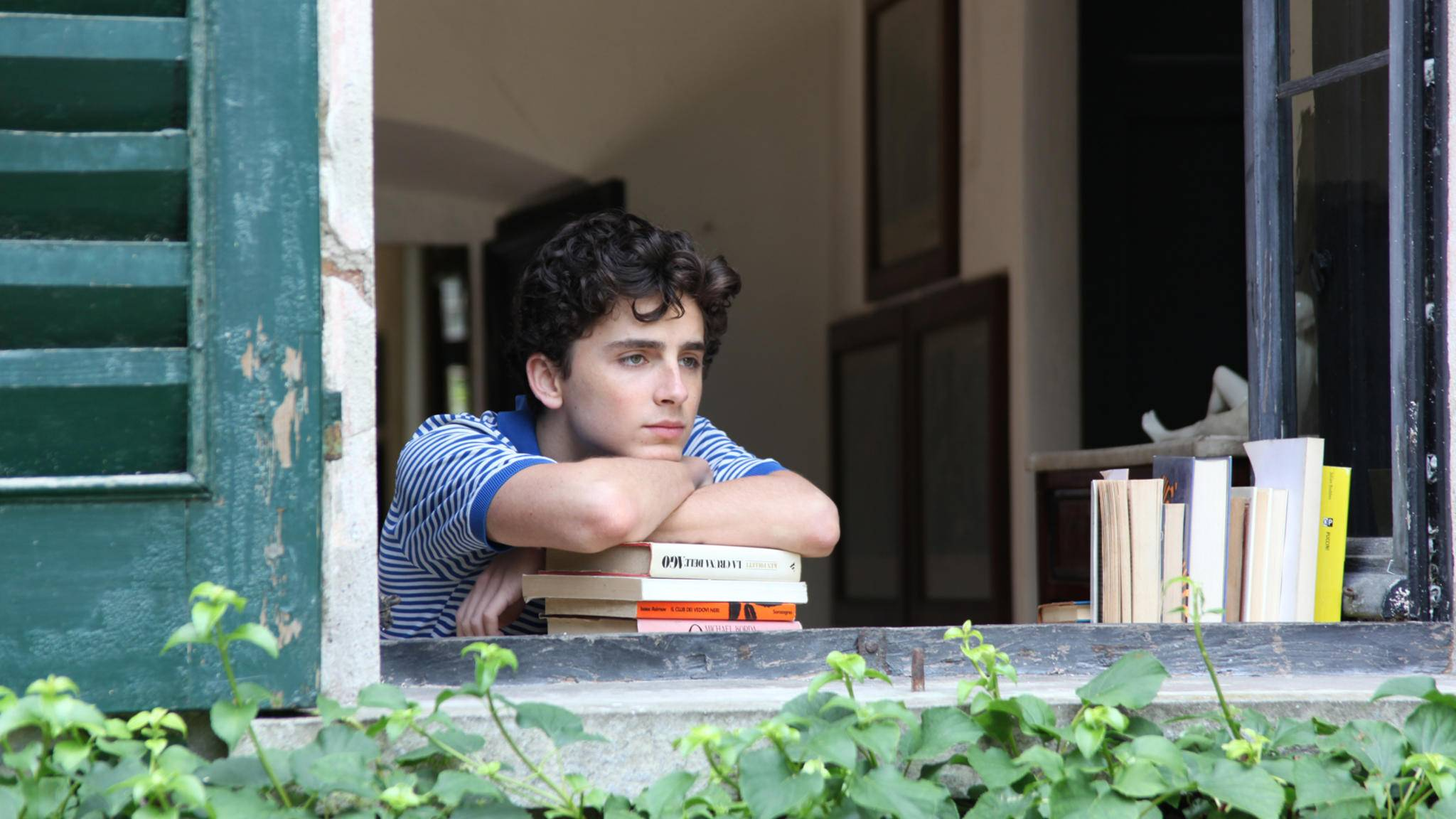 """Dune""-Hauptdarsteller Timothée Chalamet - so sah er in ""Call Me by Your Name"" aus."