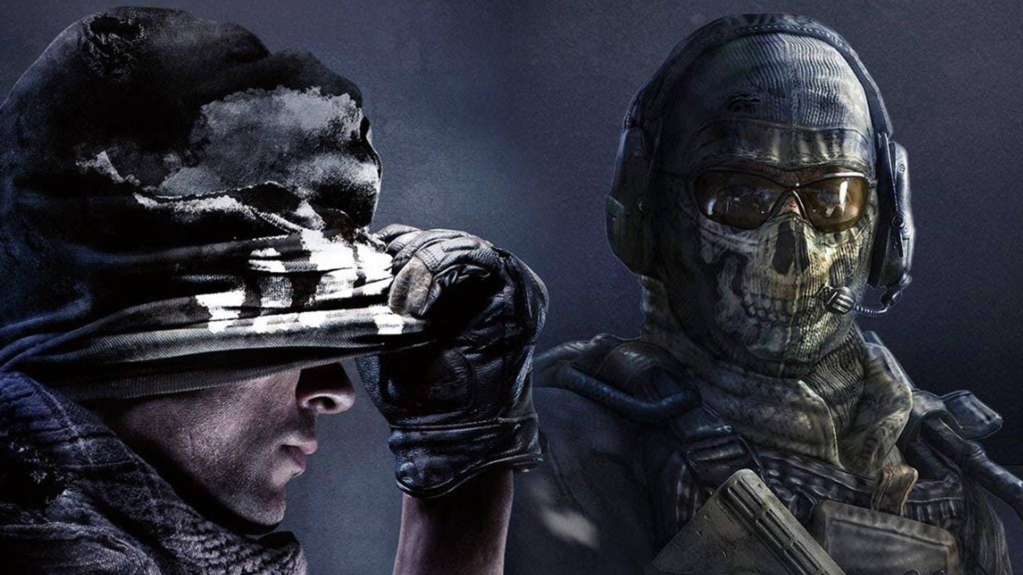 """Wird das nächste """"Call of Duty"""" ein neues """"Ghosts"""" oder ein """"Modern Warfare""""?"""