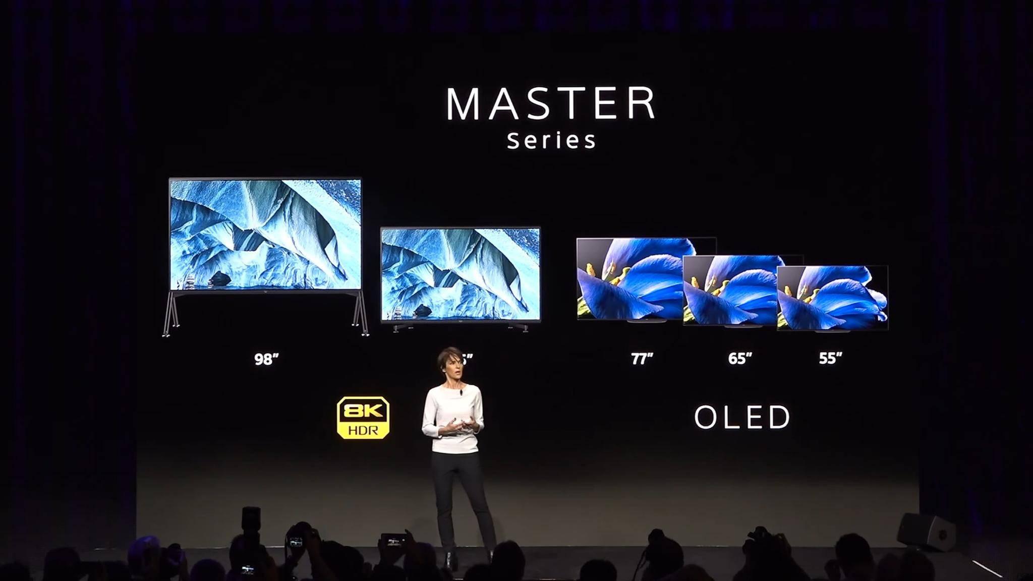 Sonys neue TV-Modelle sollen später Apples AirPlay 2 und HomeKit unterstützen.