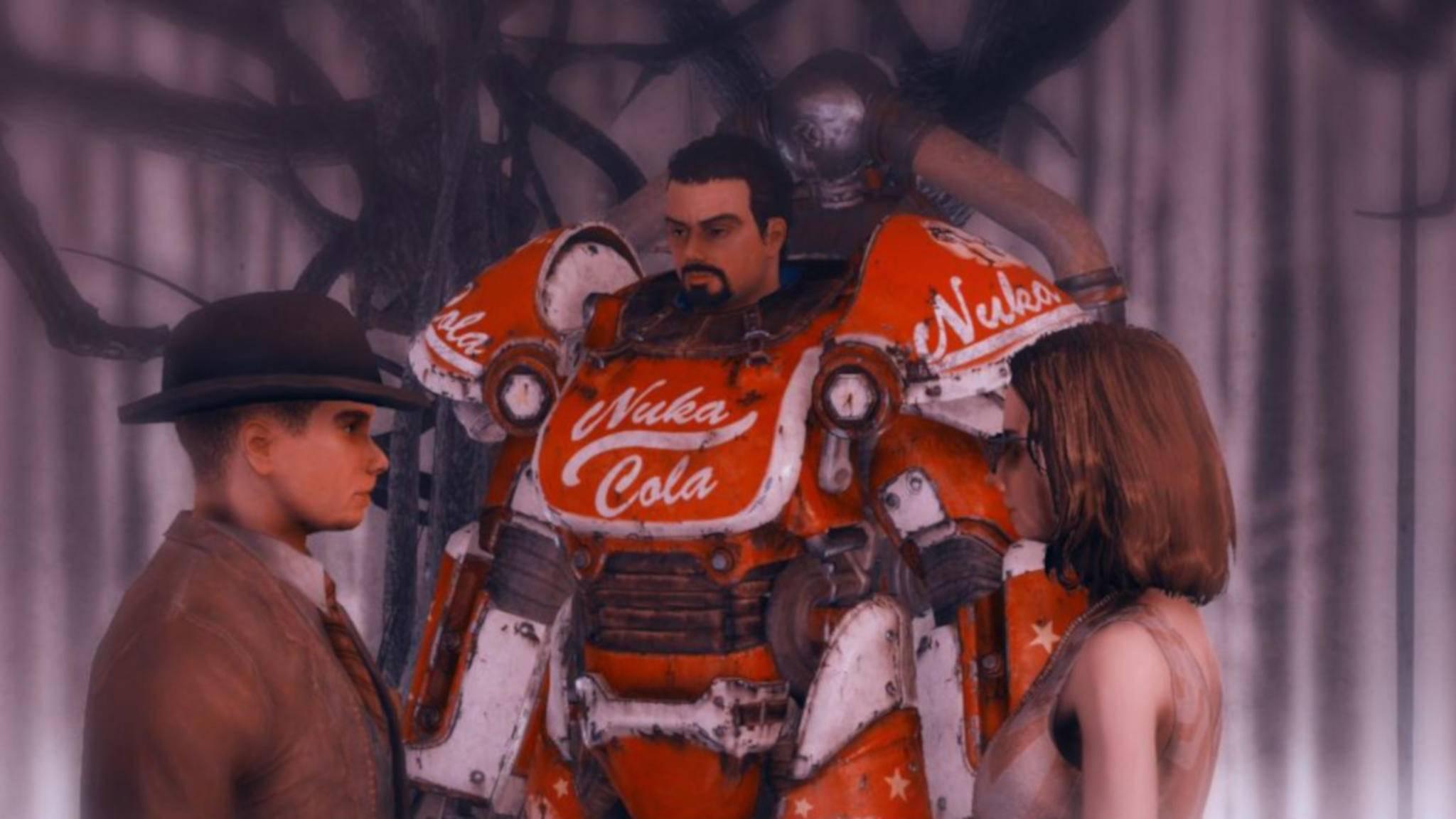"""Kürzlich fand die erste Hochzeit in """"Fallout 76"""" statt."""
