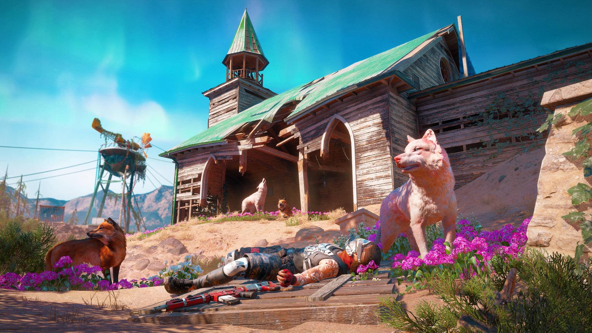 """Preview-Test: """"Far Cry New Dawn"""" angespielt – Apokalypse mal anders"""