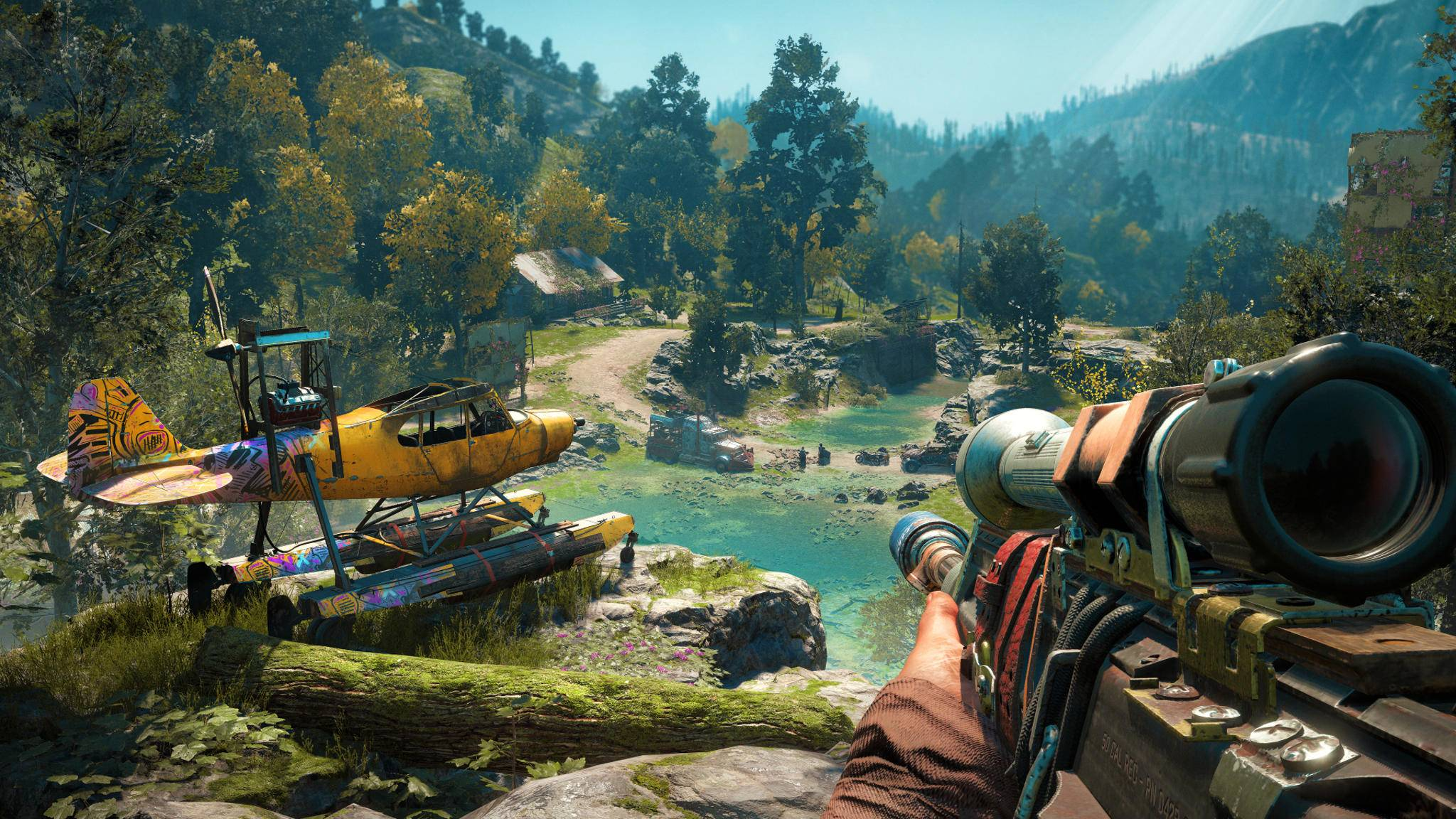 "Ubisoft bringt 2021 offenbar ein neues ""Far Cry""."