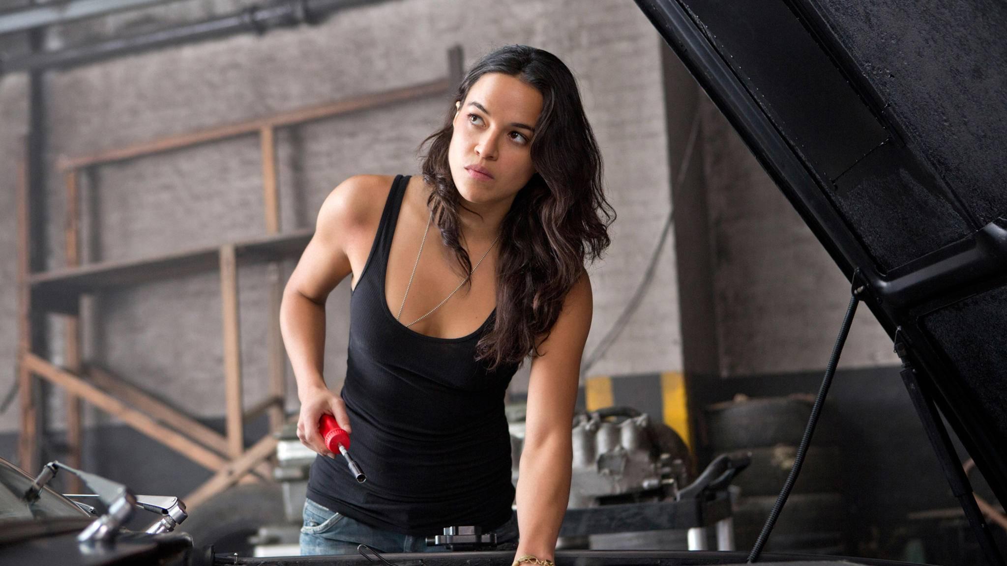 """Letty (Michelle Rodriguez) könnte im """"Fast & Furious""""-Spin-off zur Hauptfigur werden."""