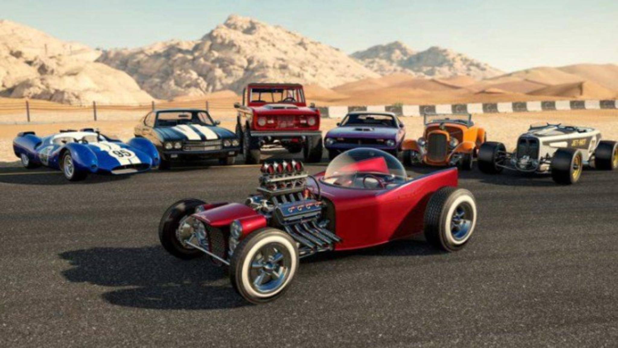 "Neue Autos in ""Forza Horizon 4""!"