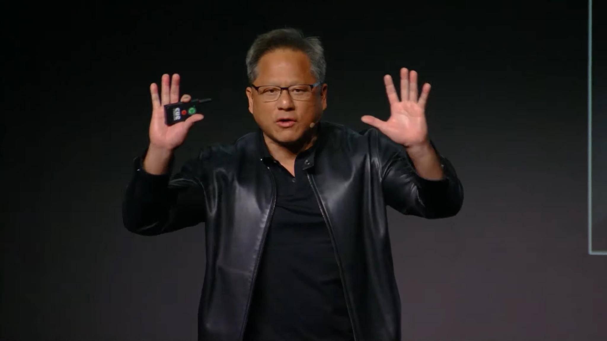 Laut Nvidias CEO ist die AMD Radeon VII keine Konkurrenz für die RTX 2080.