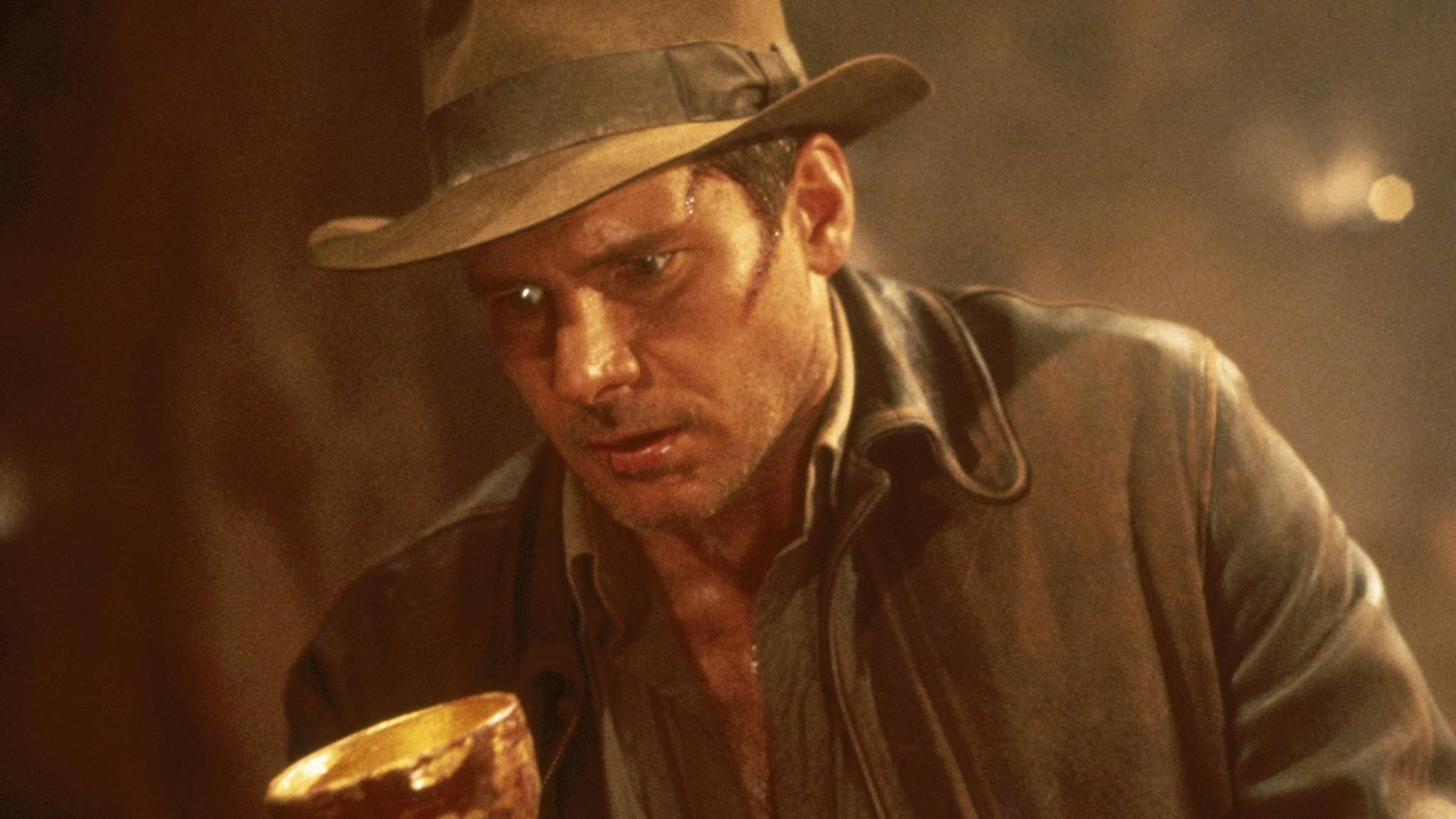 """Die beste aller Abenteuerreihen: """"Indiana Jones""""."""