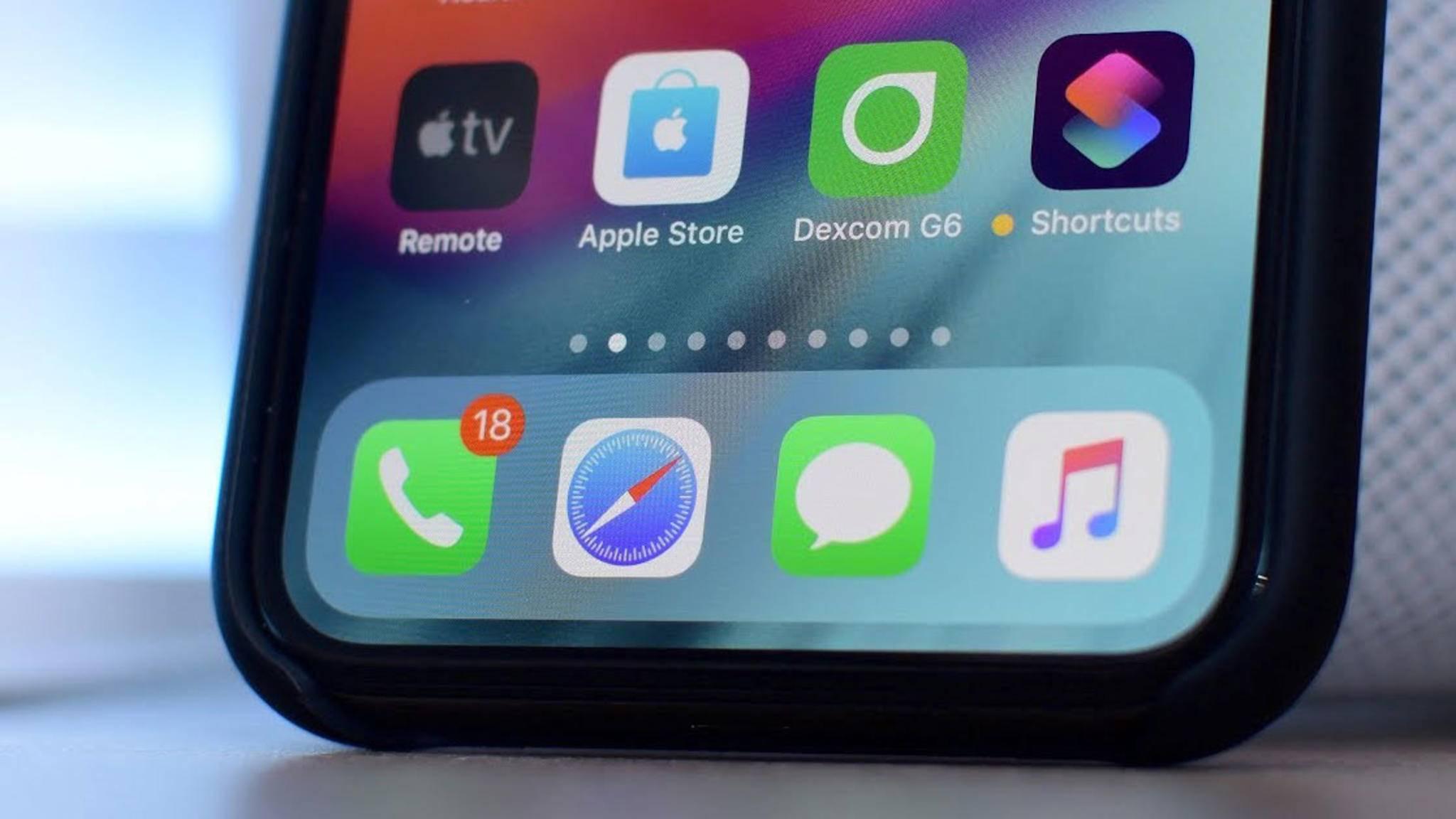 Schon das Öffnen einer Nachricht in iMessage wäre genug gewesen, um Hackern die Pforten zum iPhone zu öffnen.