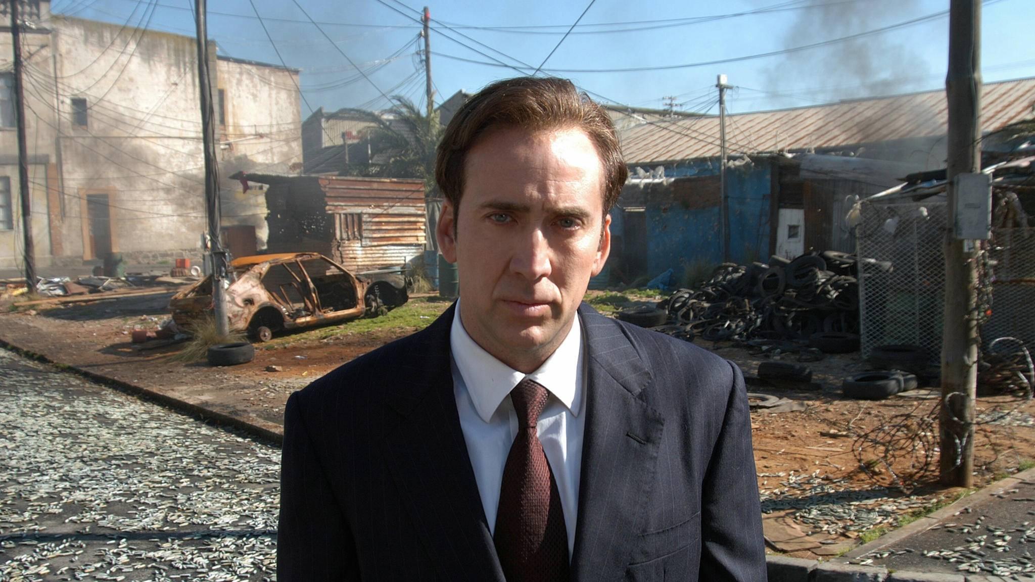 Nicolas Cage könnte bald buchstäblich die Rolle seines Lebens spielen.