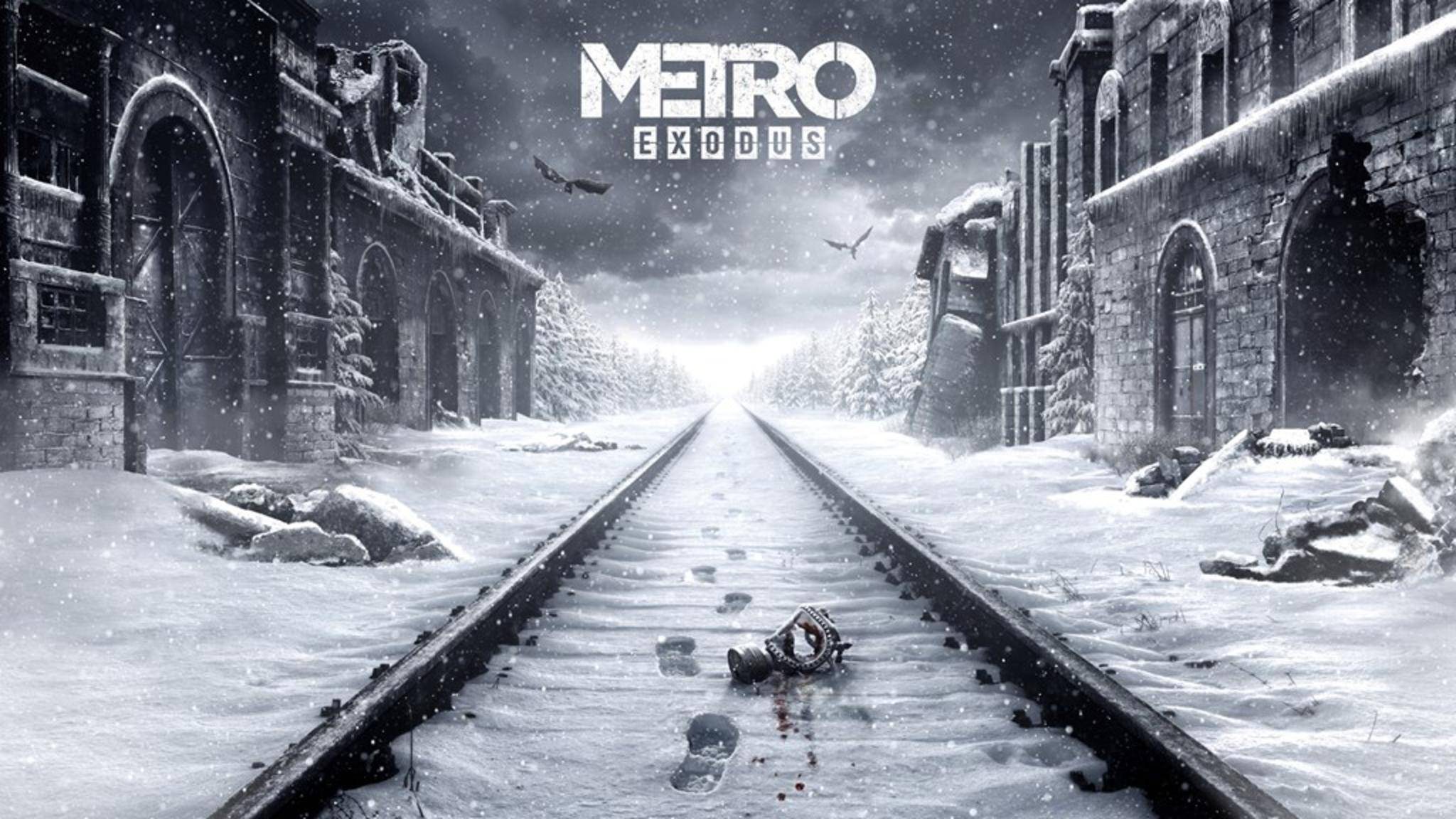 """So eiskalt, wie es hier im Bild aussieht, hat mich auch """"Metro Exodus"""" hängen lassen."""