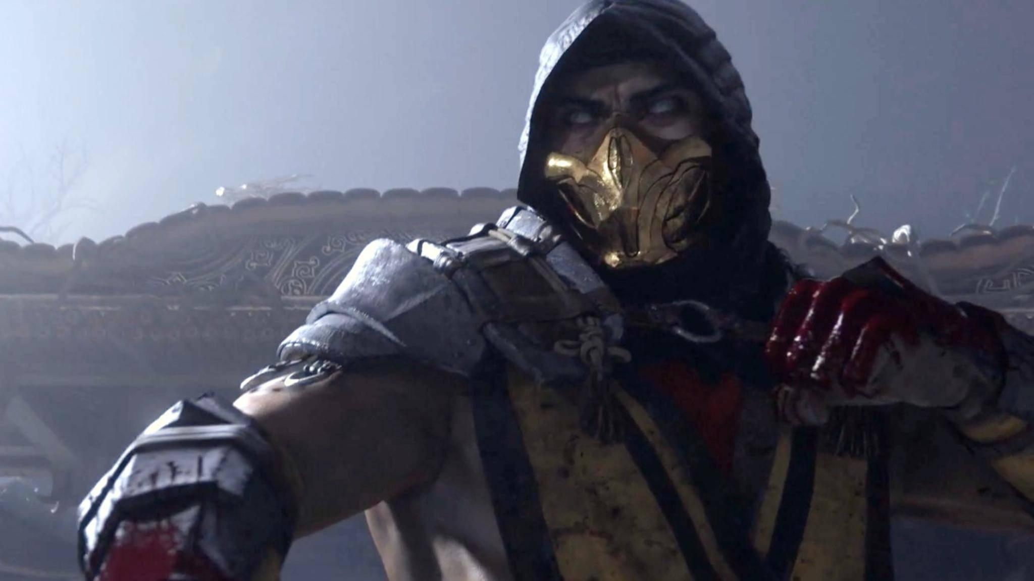 """Mortal Kombat 11"" verspricht blutige Kämpfe."