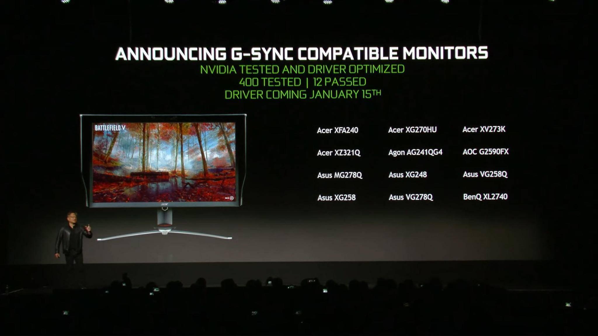 Nividias G-Sync wird zukünftig auch FreeSync-Monitore unterstützen.