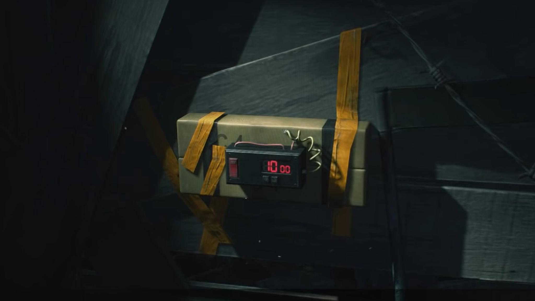 Läuft der Timer an der C4-Ladung schon? Nicht? Dann folge unserem Ratgeber!