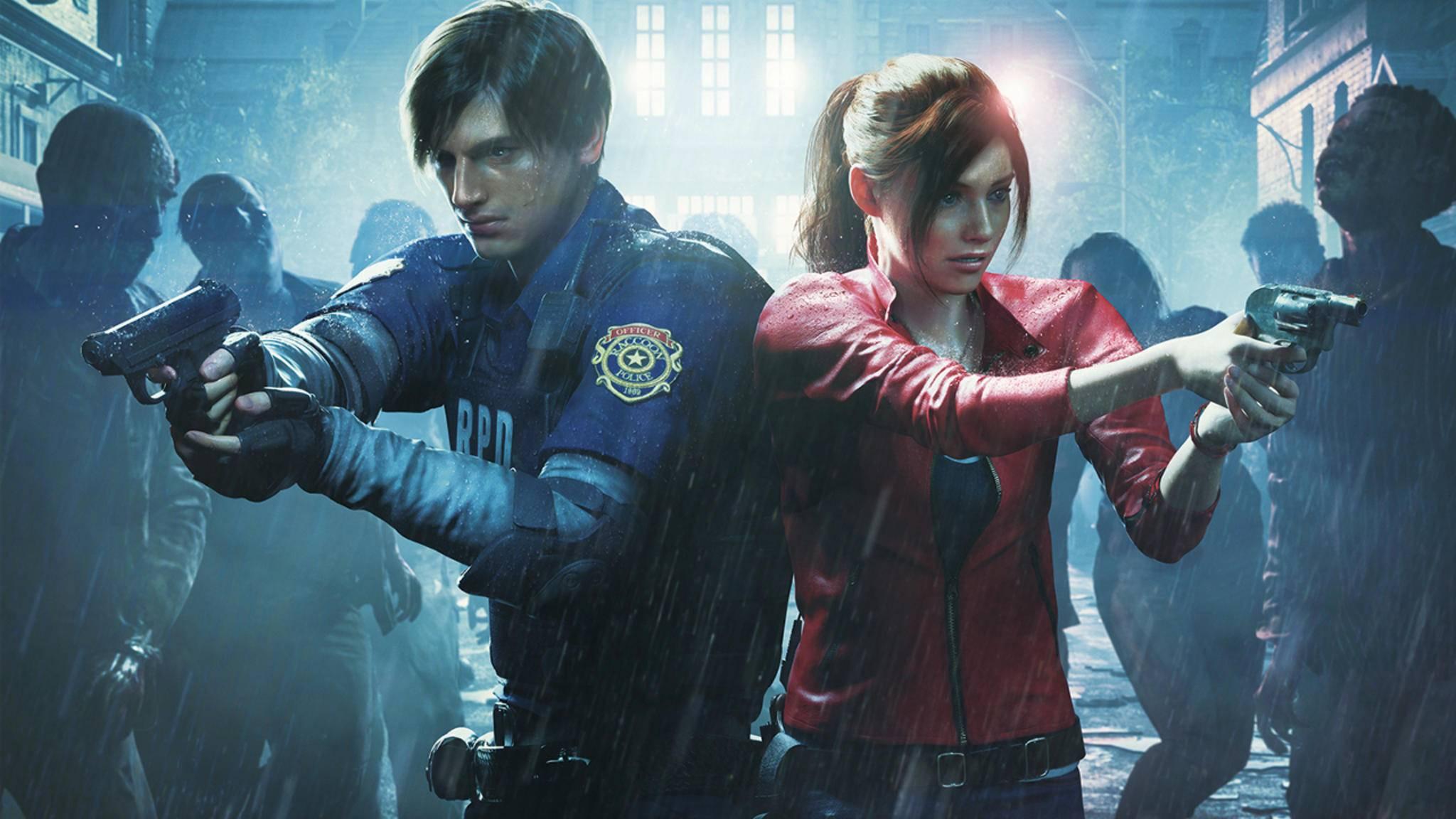 """Das """"Resident Evil 2""""-Remake ist derzeit nur für PS4, Xbox One und PC erhältlich."""