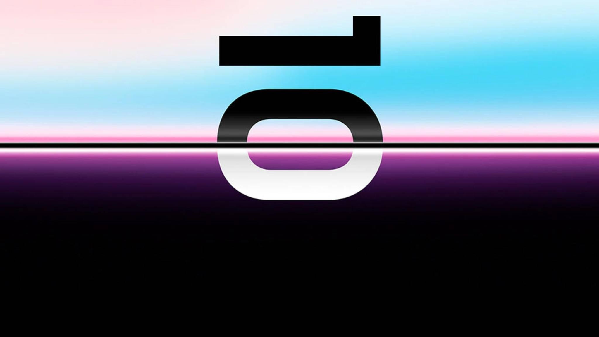 Es ist offiziell: Das Galaxy S10 wird am 20. Februar in San Francisco enthüllt.