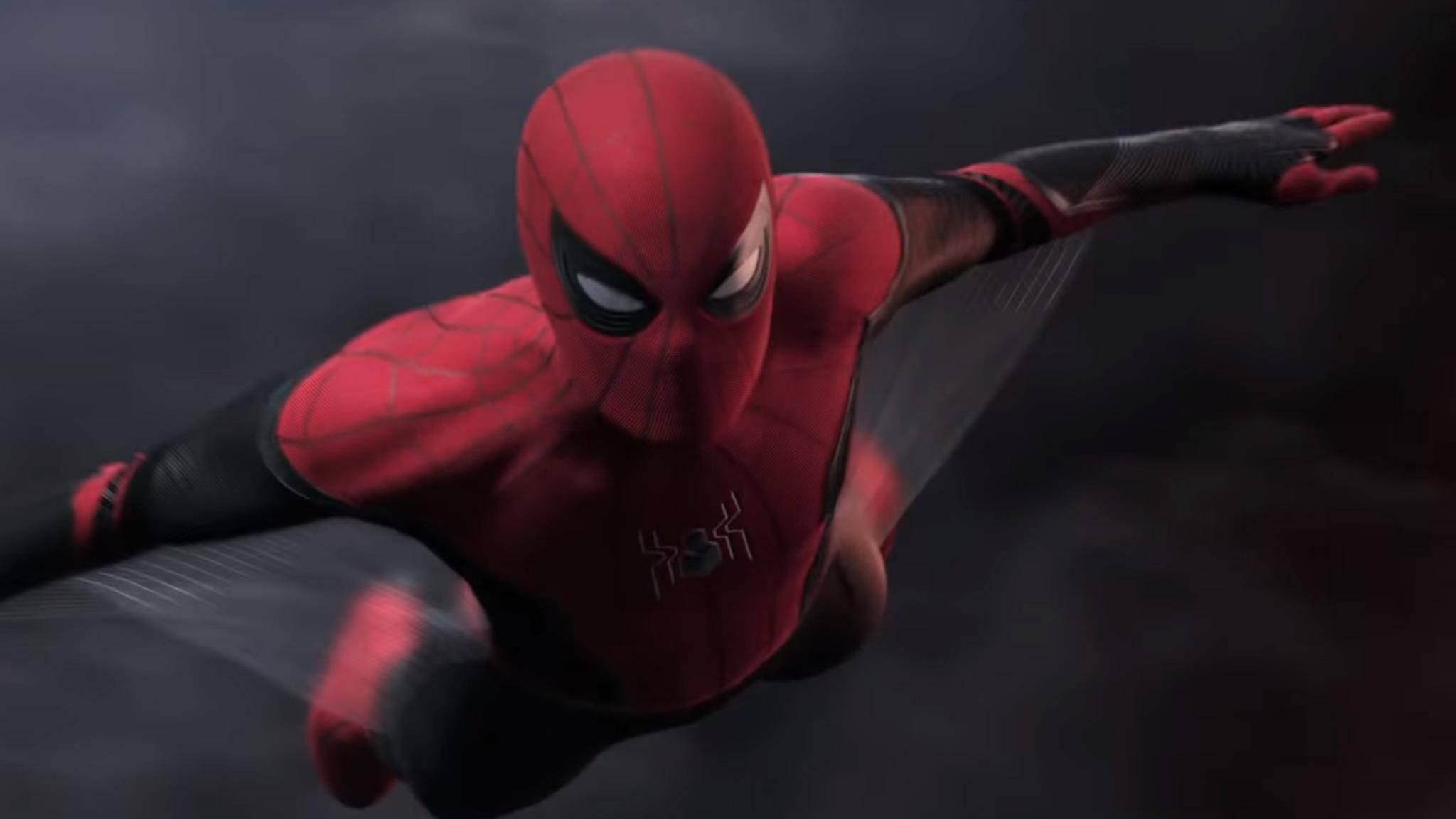 """Hast Du jedes Detail im Trailer zu """"Spider-Man: Far from Home"""" entdeckt?"""