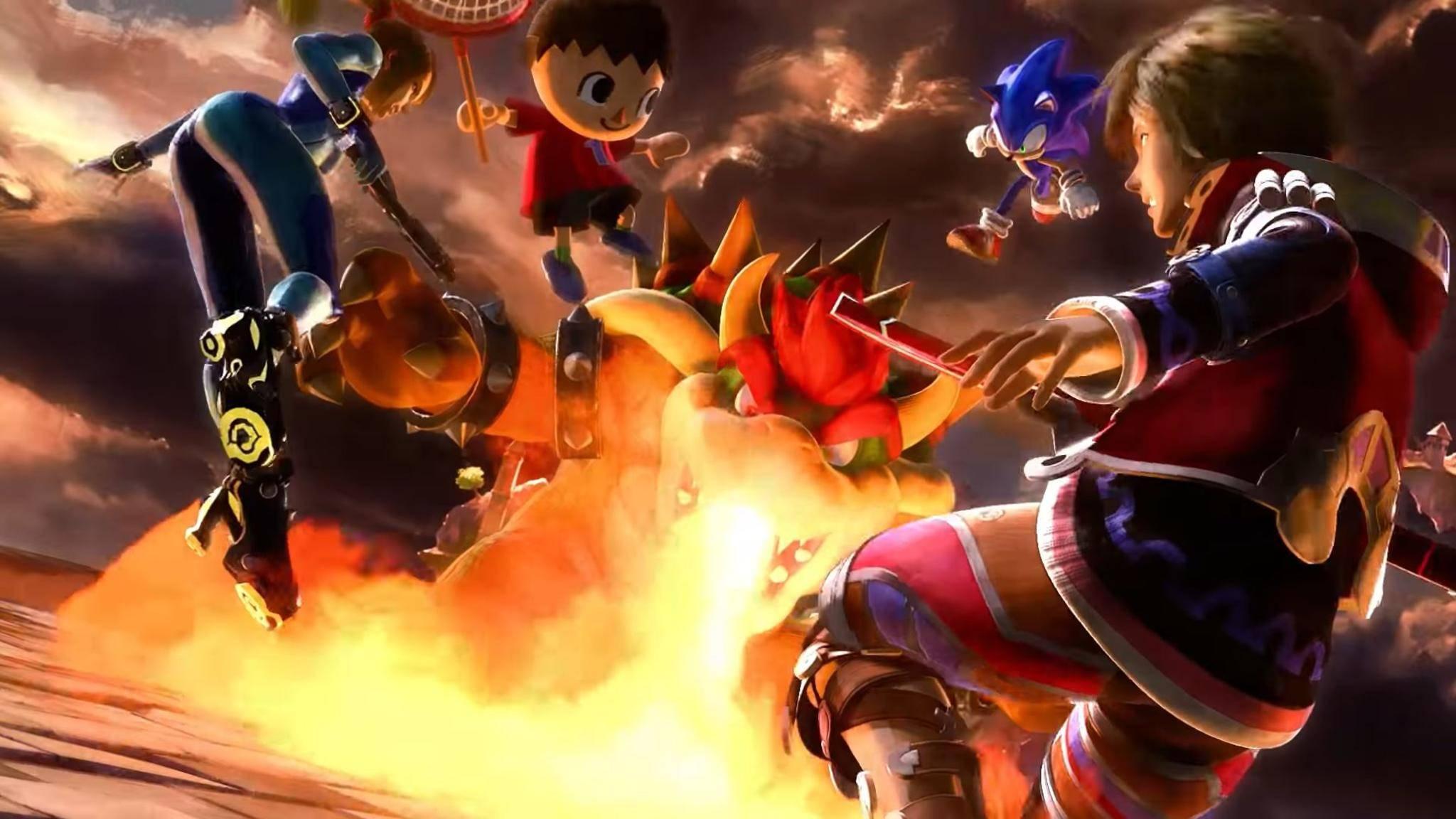 """Dieses Wochenende steht ein neues Spirit-Event in """"Super Smash Bros. Ultimate"""" an."""