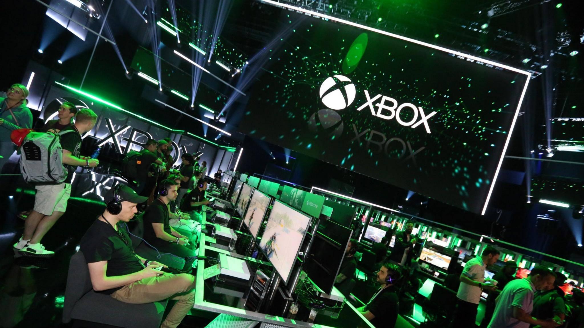 Service: Xbox Live soll demnächst sogar auf Nintendo Switch verfügbar sein.