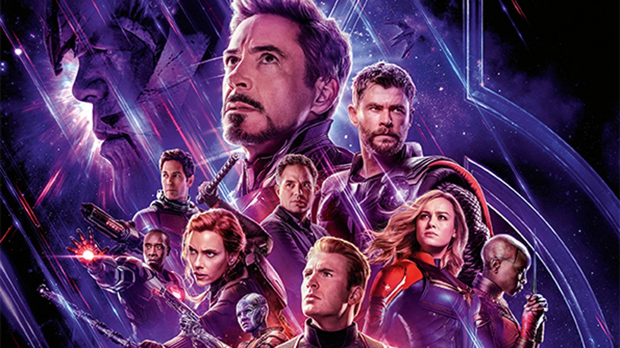 """Blockbuster wie """"Avengers: Endgame"""" haben Disney ein Rekordeinspielergebnis beschert."""
