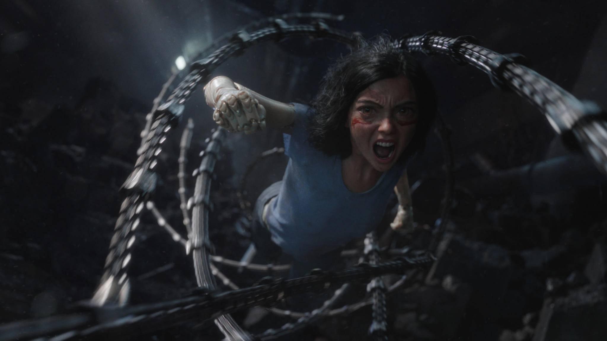 Alita setzt zum großen Sprung an den chinesischen Kinokassen an.