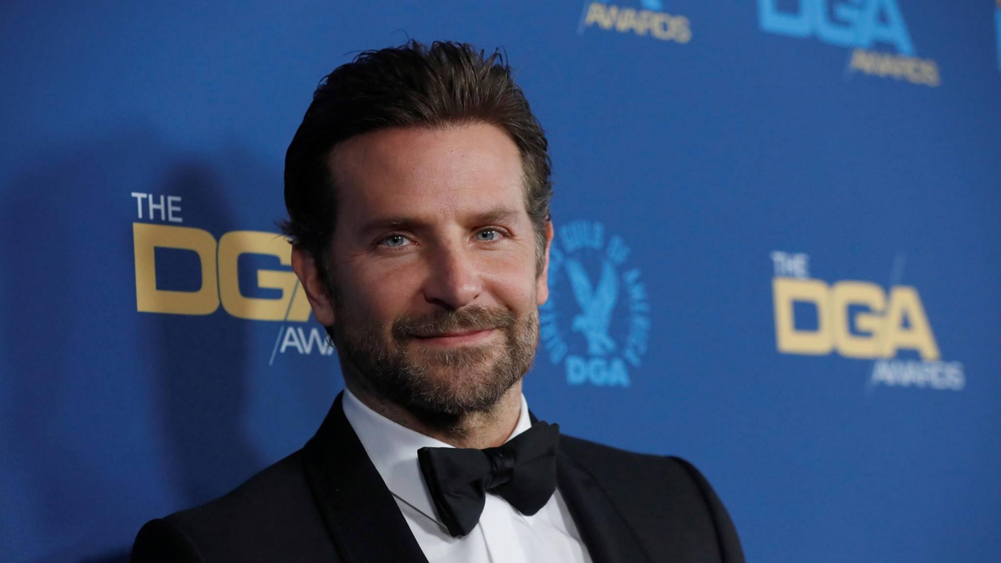 """Bradley Cooper hat mit """"A Star is Born"""" sein Regiedebüt abgeliefert."""