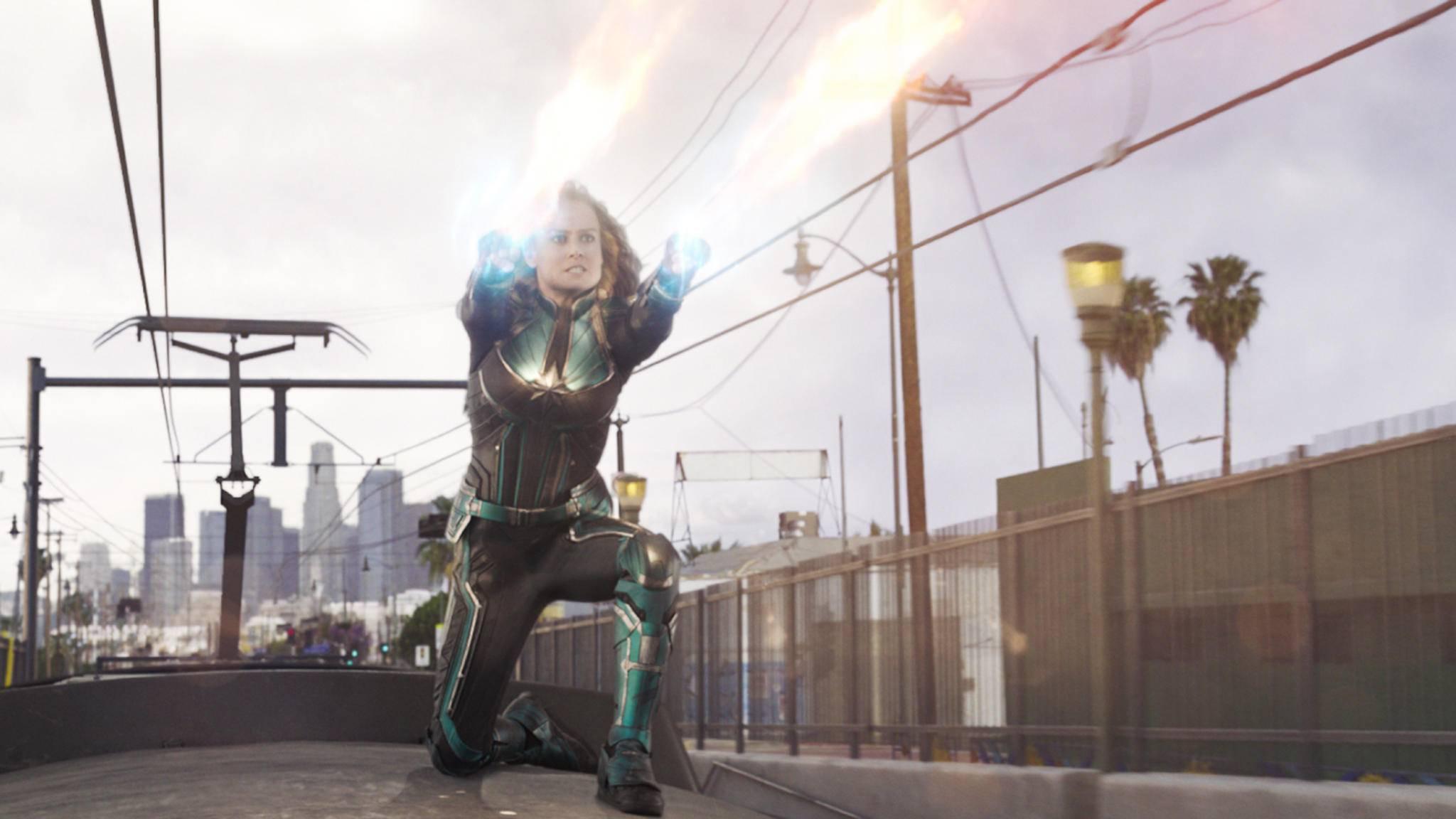"""Die ersten Reaktionen zu """"Captain Marvel"""" versprechen ein actionreiches Sci-Fi-Abenteuer!"""