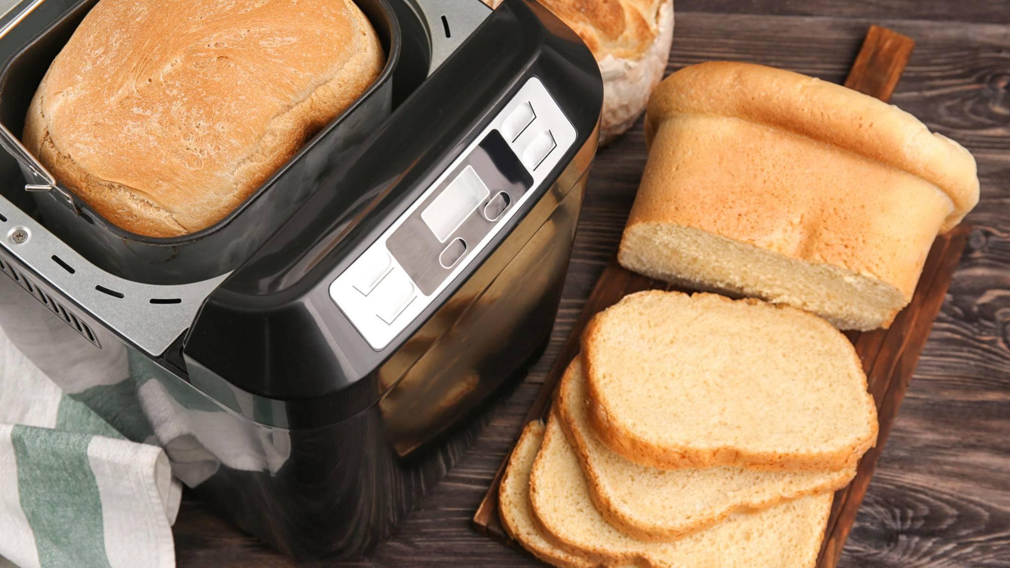 Brotbackautomaten erleben aktuell ein echtes Revival.