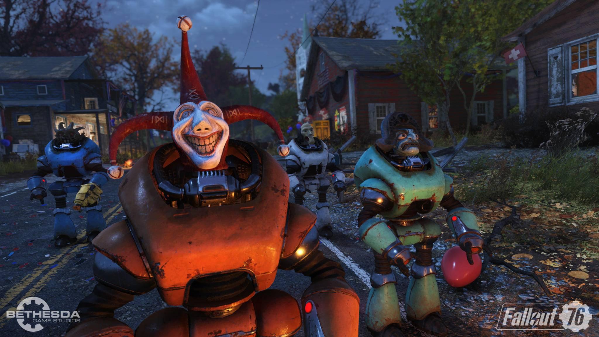 """Kein Scherz: Für """"Fallout 76"""" kannst Du jetzt monatlich extra zahlen."""