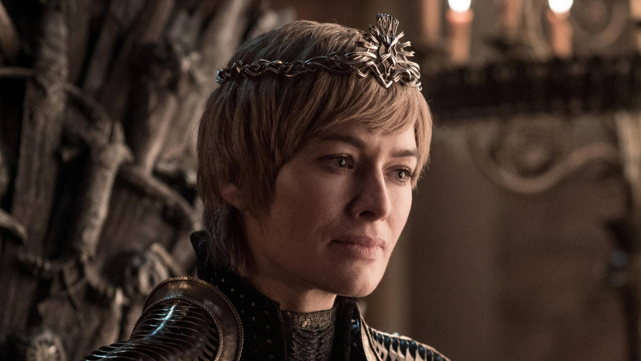 Du brauchst gar nicht so mitleidig zu gucken, Cersei. Wir wissen, was Du getan hast!