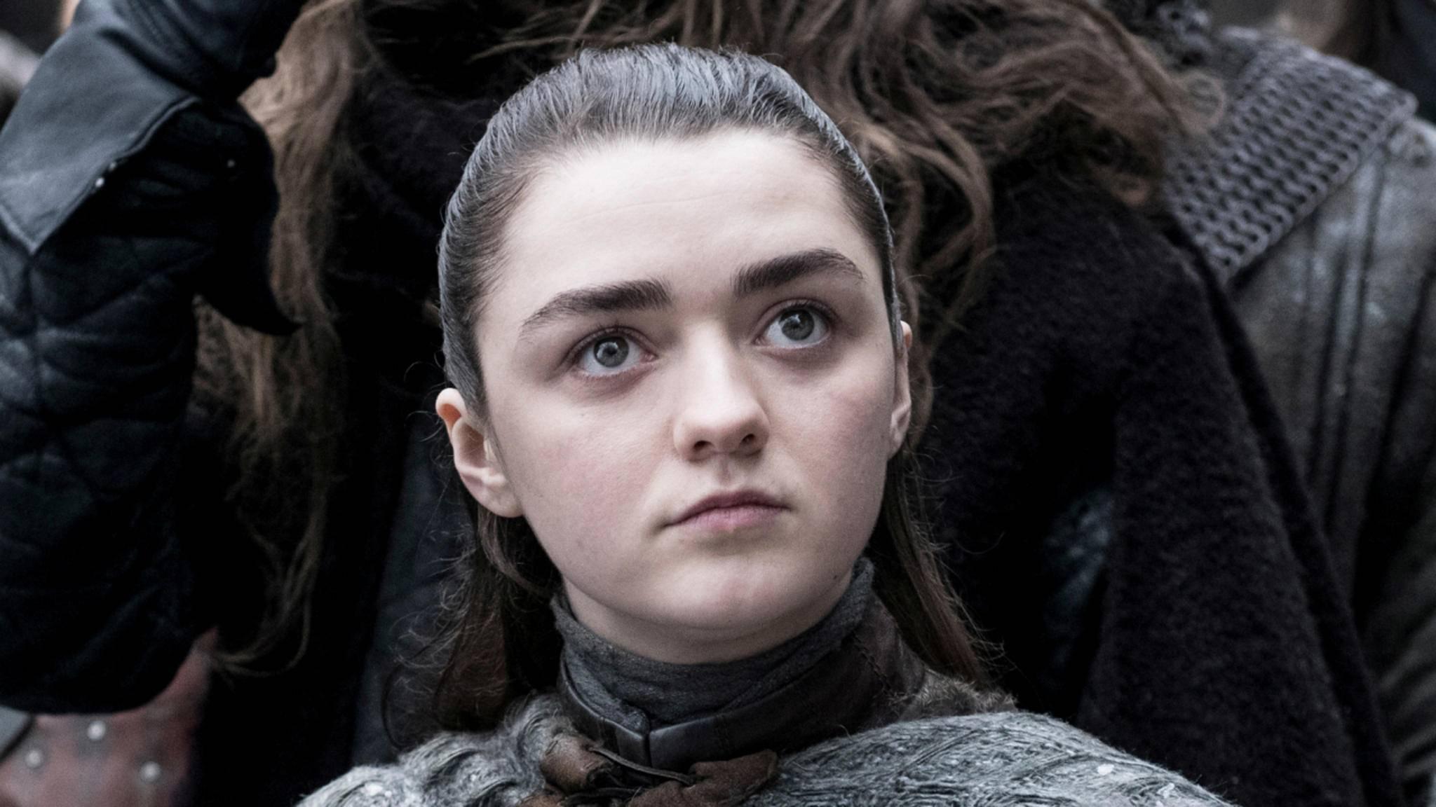 """Geht es nach der FSK, dürfte Arya mit Sicherheit kein """"Game of Thrones"""" gucken."""