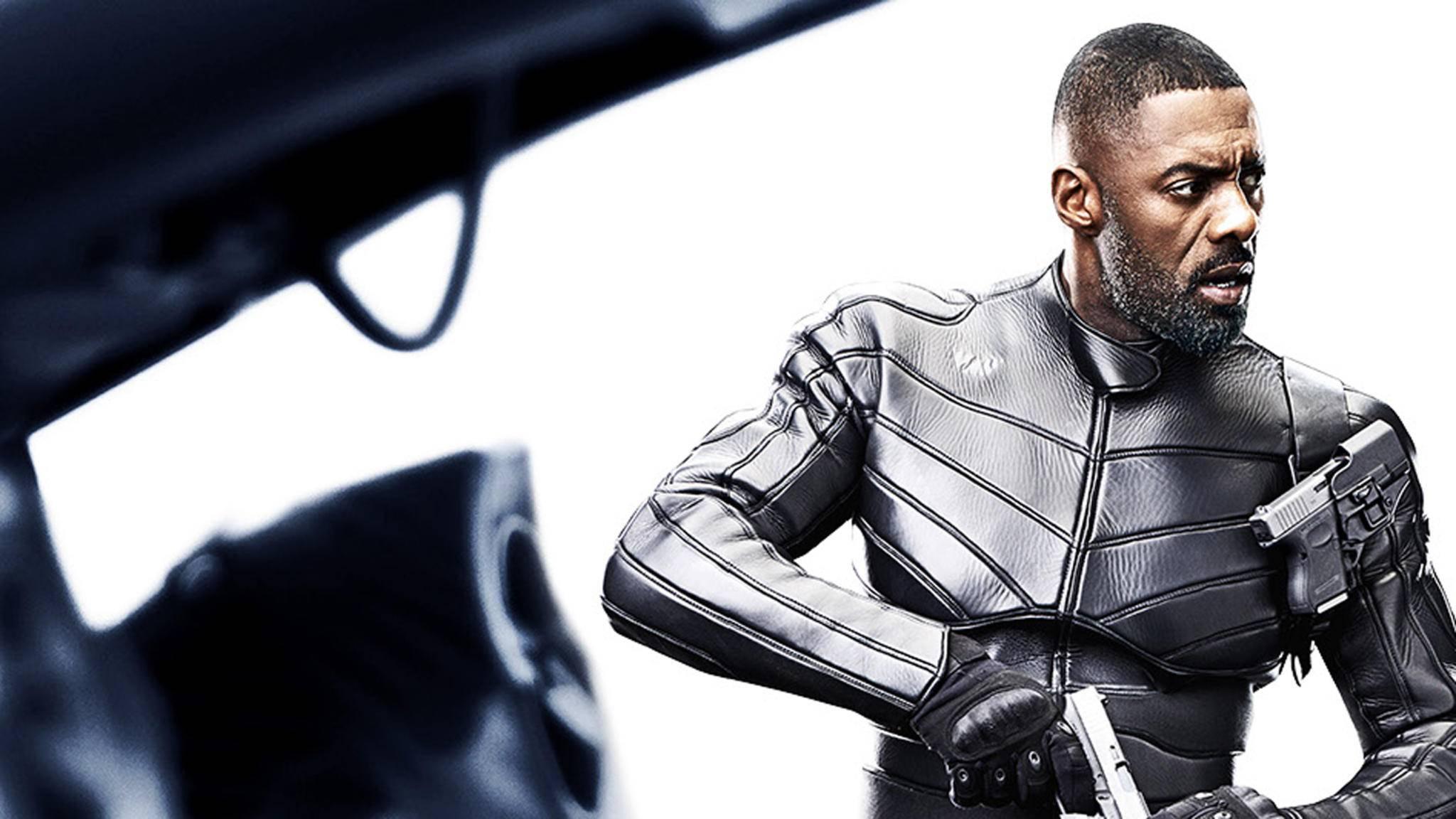 """Ob Idris Elba in dem angekündigten Film wohl den Guten oder wie hier in """"Hobbs & Shaw"""" den Bösen spielt?"""