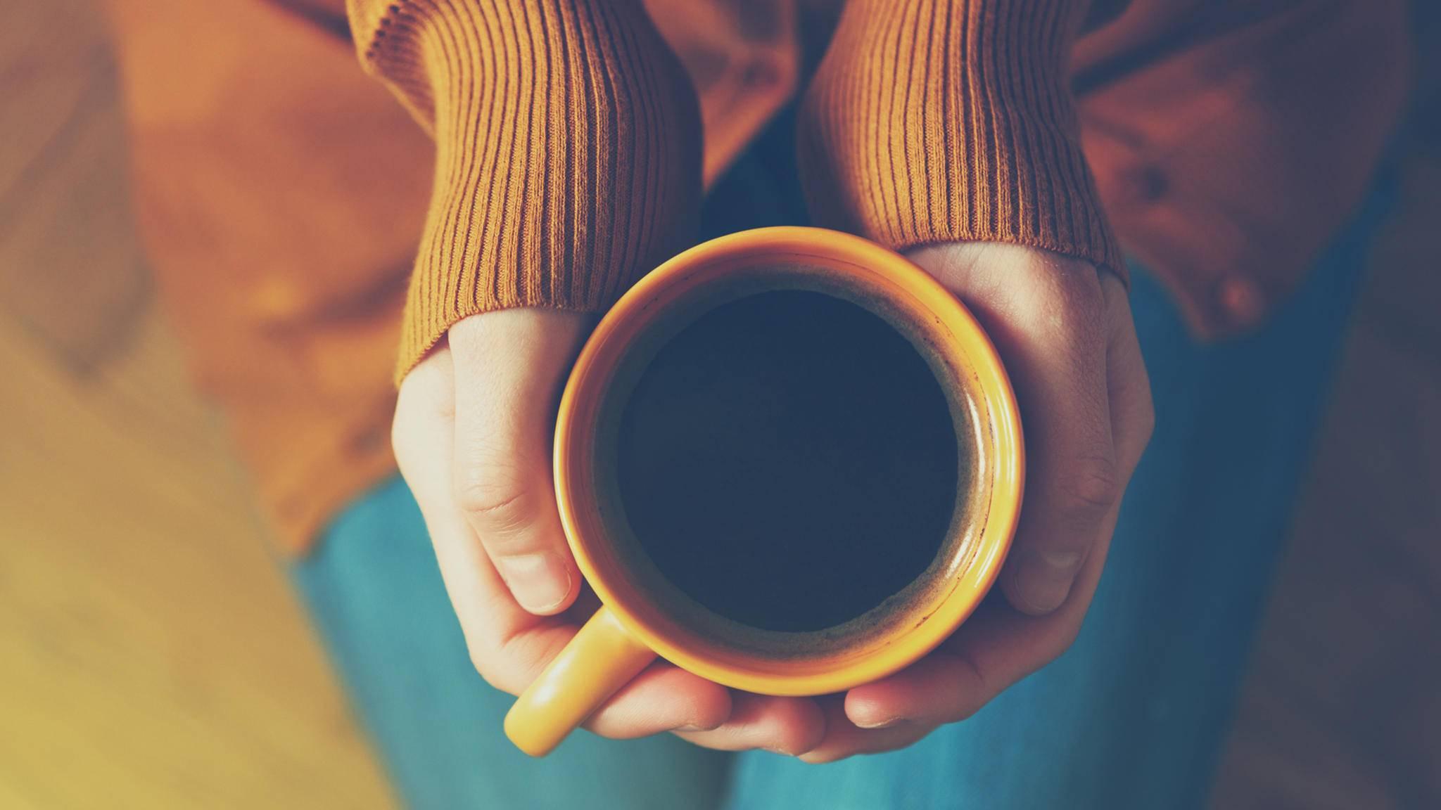 Eine Tasse Kaffee muss nicht mehr aus Kaffeebohnen hergestellt werden.