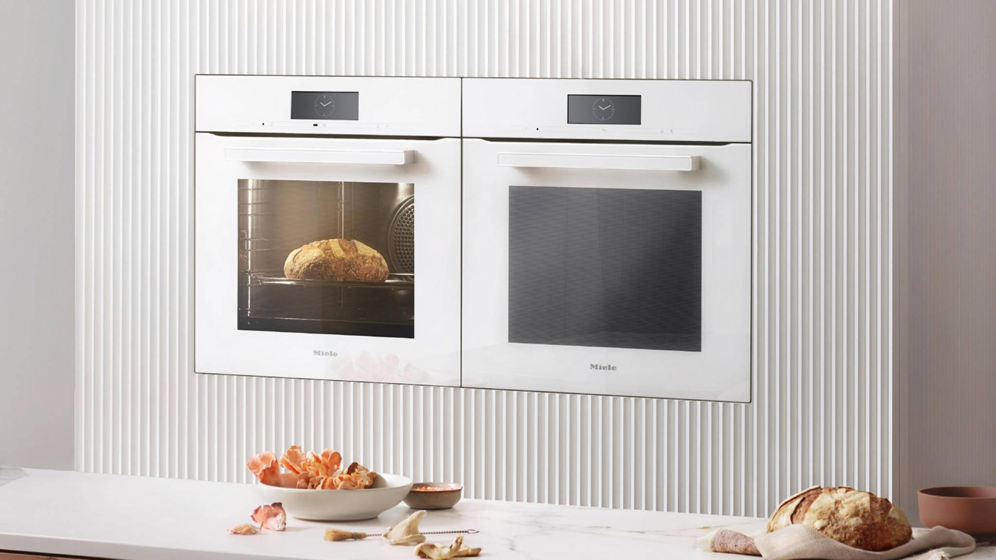 Miele setzt bei den Küchengeräten der neuen Generation 7000 auf smarte Feature und schickes Design.