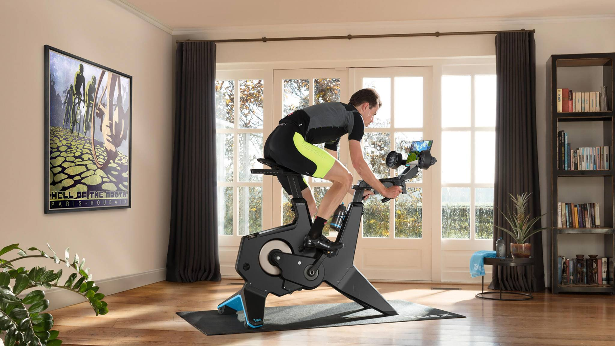 Tacx hat sich längst einen Namen als Anbieter innovativer Indoor-Bikes gemacht.