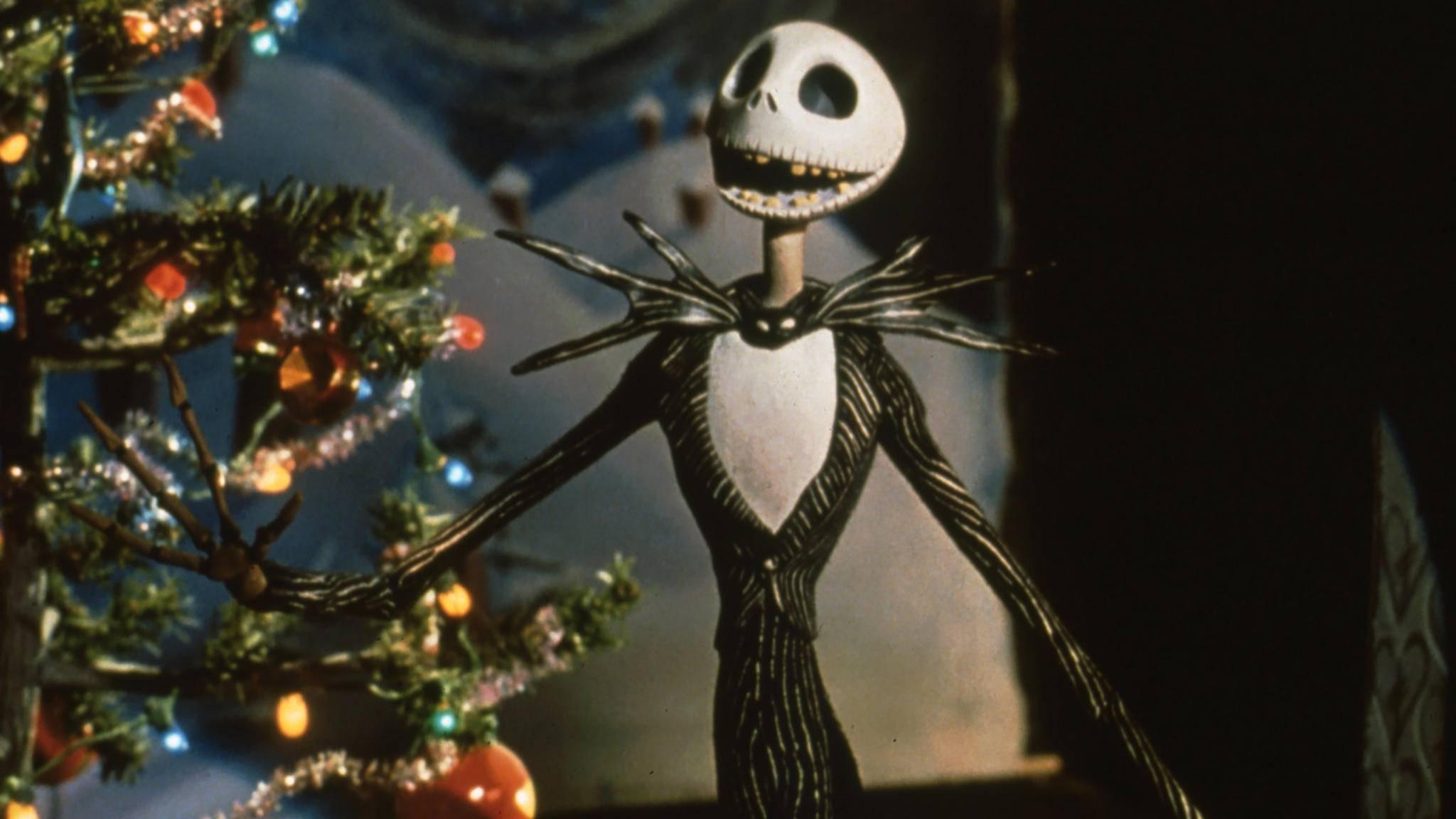"""Da hat Jack Skellington allen Grund zum Singen: """"Nightmare before Christmas"""" bekommt ein Sequel."""