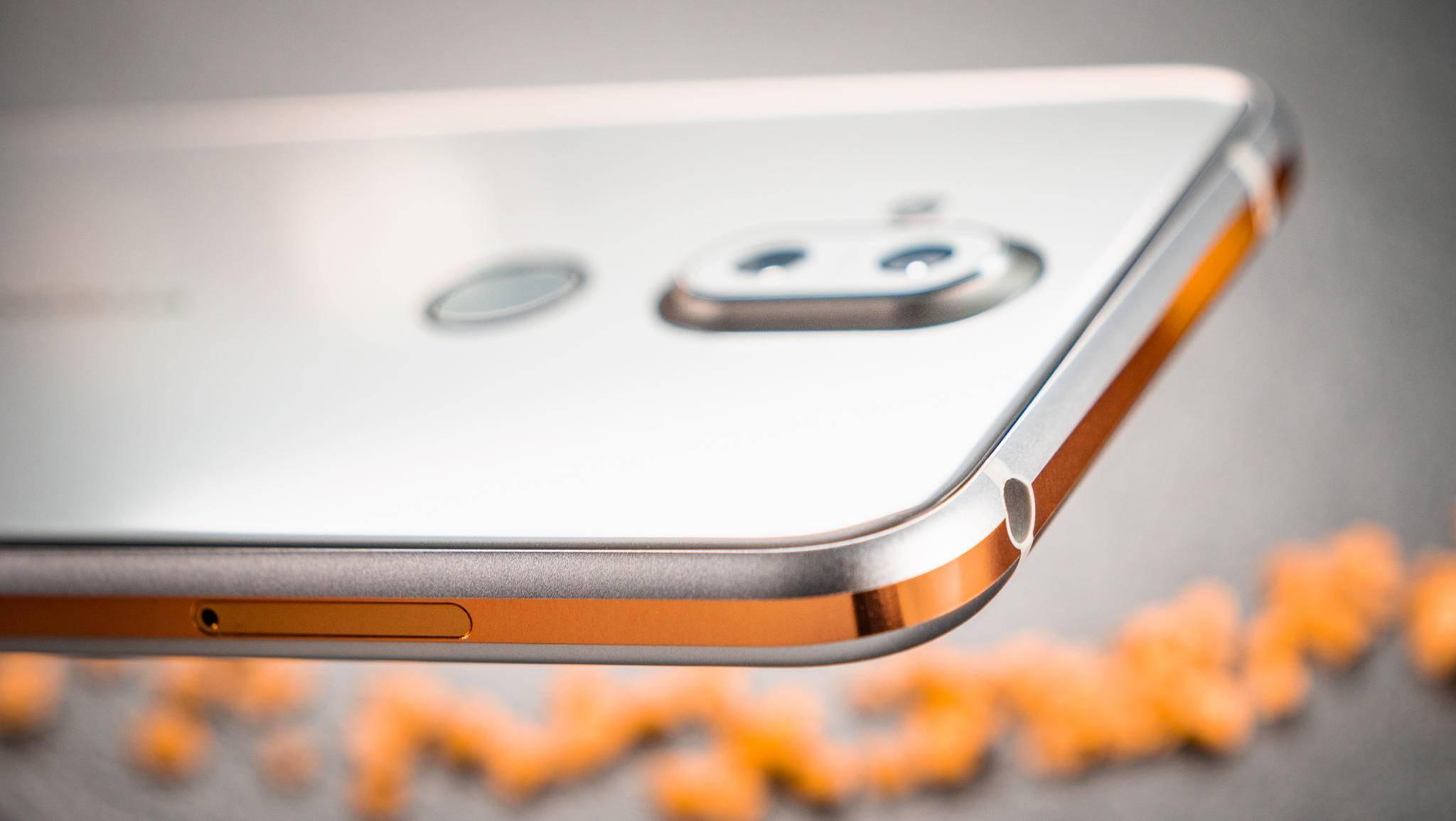 Der Nachfolger des Nokia 8.1 (im Bild) soll ein 5G-Modem in die Mittelklasse bringen.