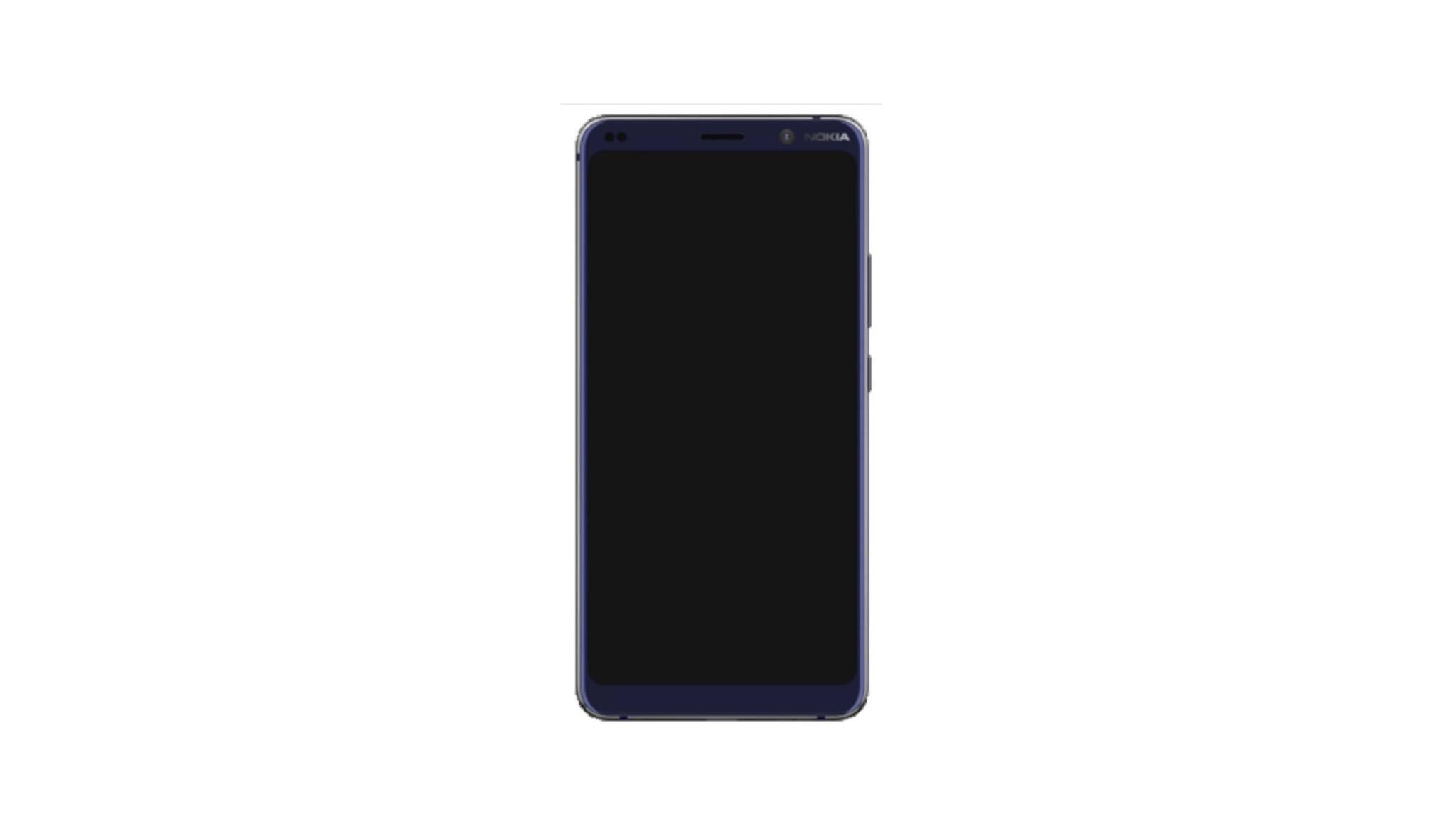 So soll das Nokia 9 PureView aussehen.