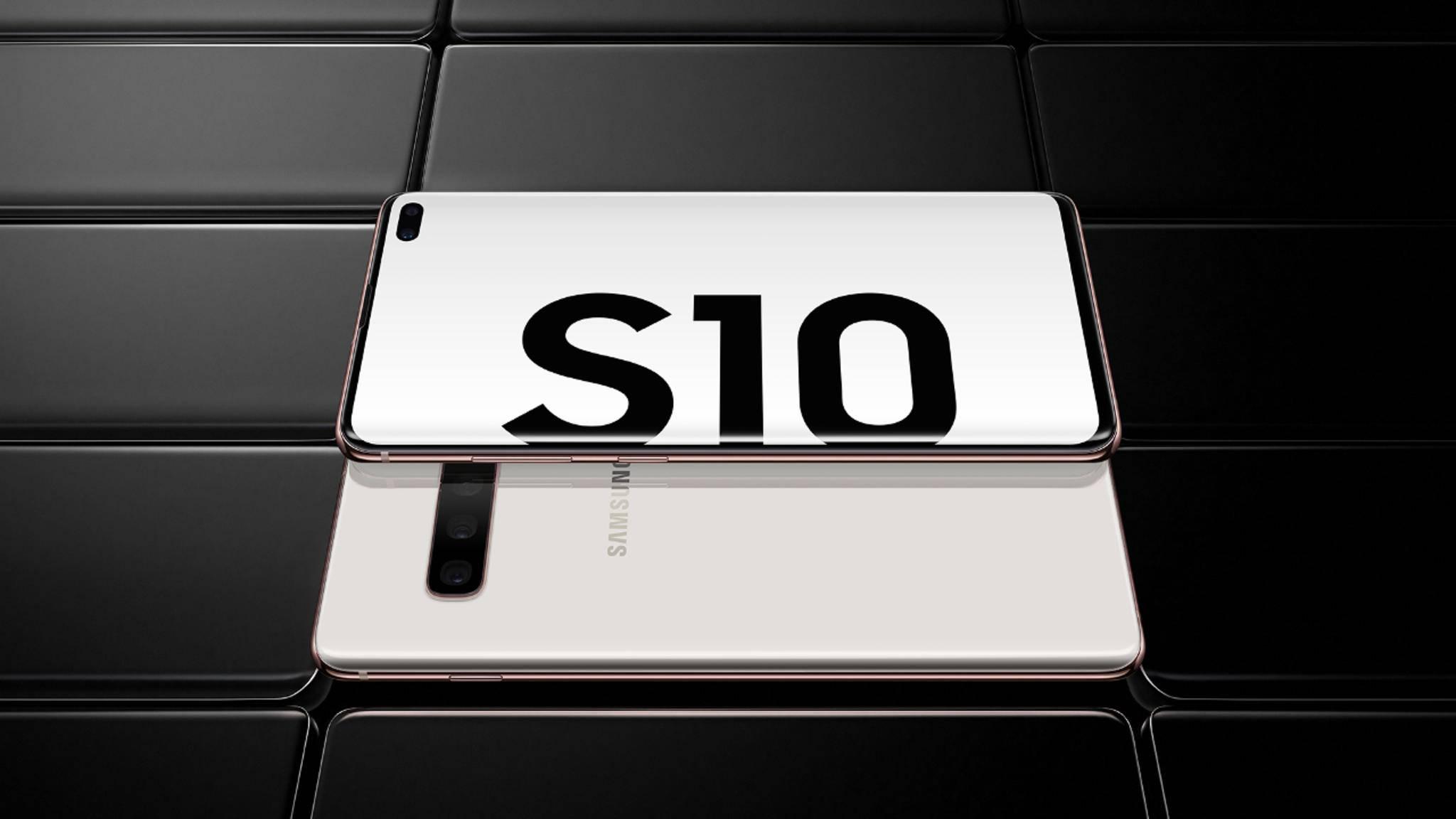 Galaxy S10 im Benchmark schwächer als iPhone XS Max