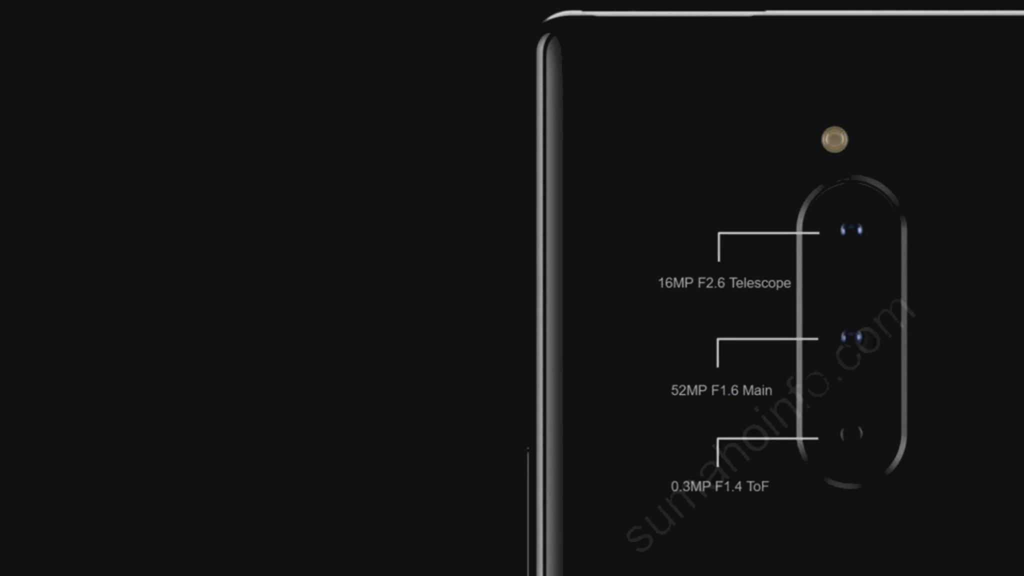 Auch das Sony Xperia XZ4 soll eine Triple-Kamera bekommen.