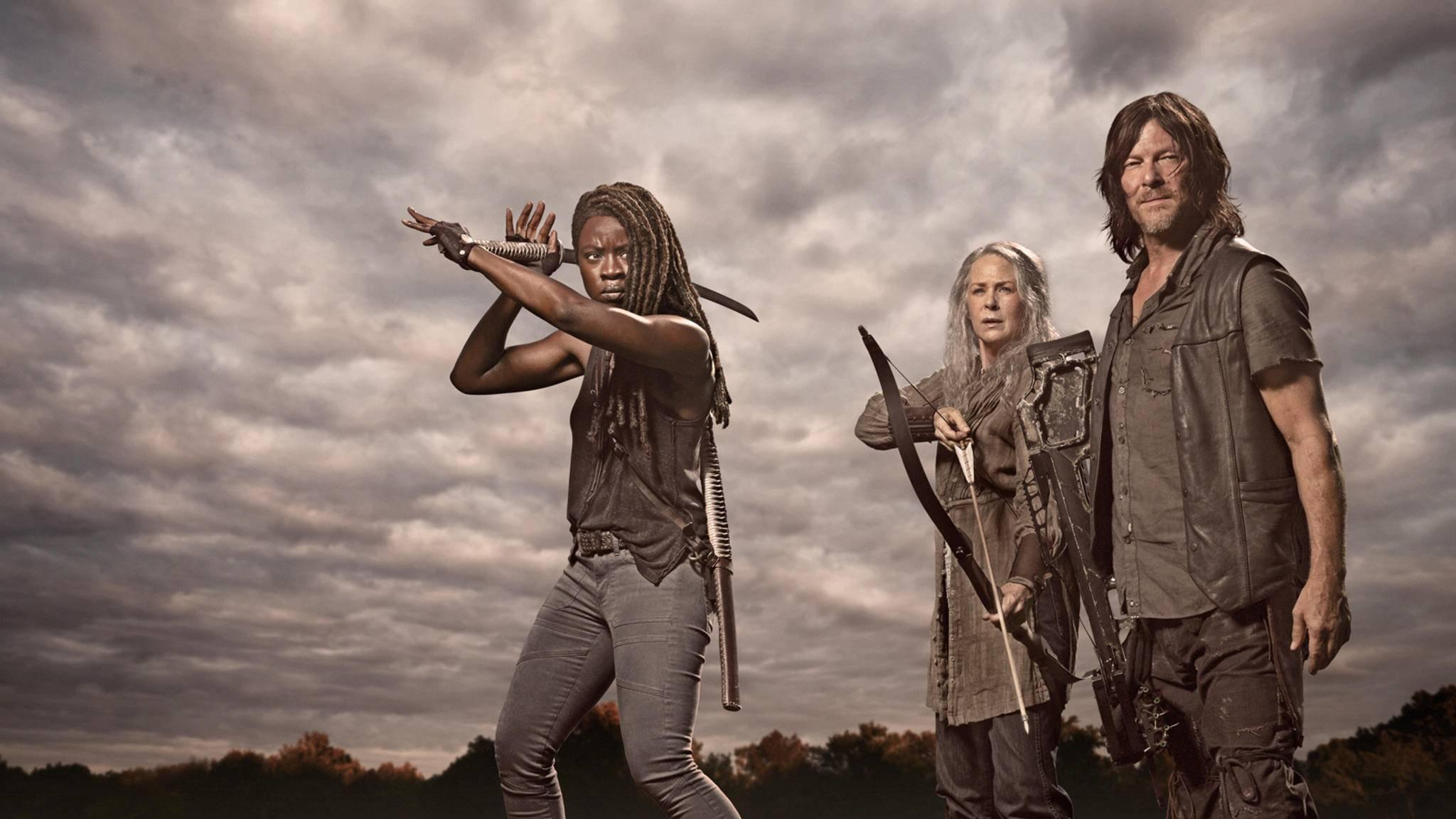 """Wie lange schlagen sich Daryl und Co. noch durch die Welt von """"The Walking Dead""""?"""
