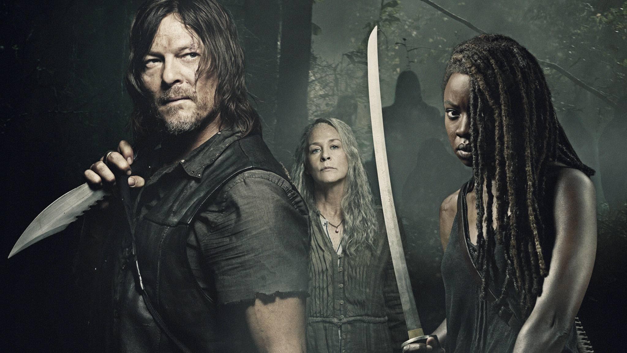 """So gut wie momentan war """"The Walking Dead"""" laut Rotten Tomatoes noch nie!"""