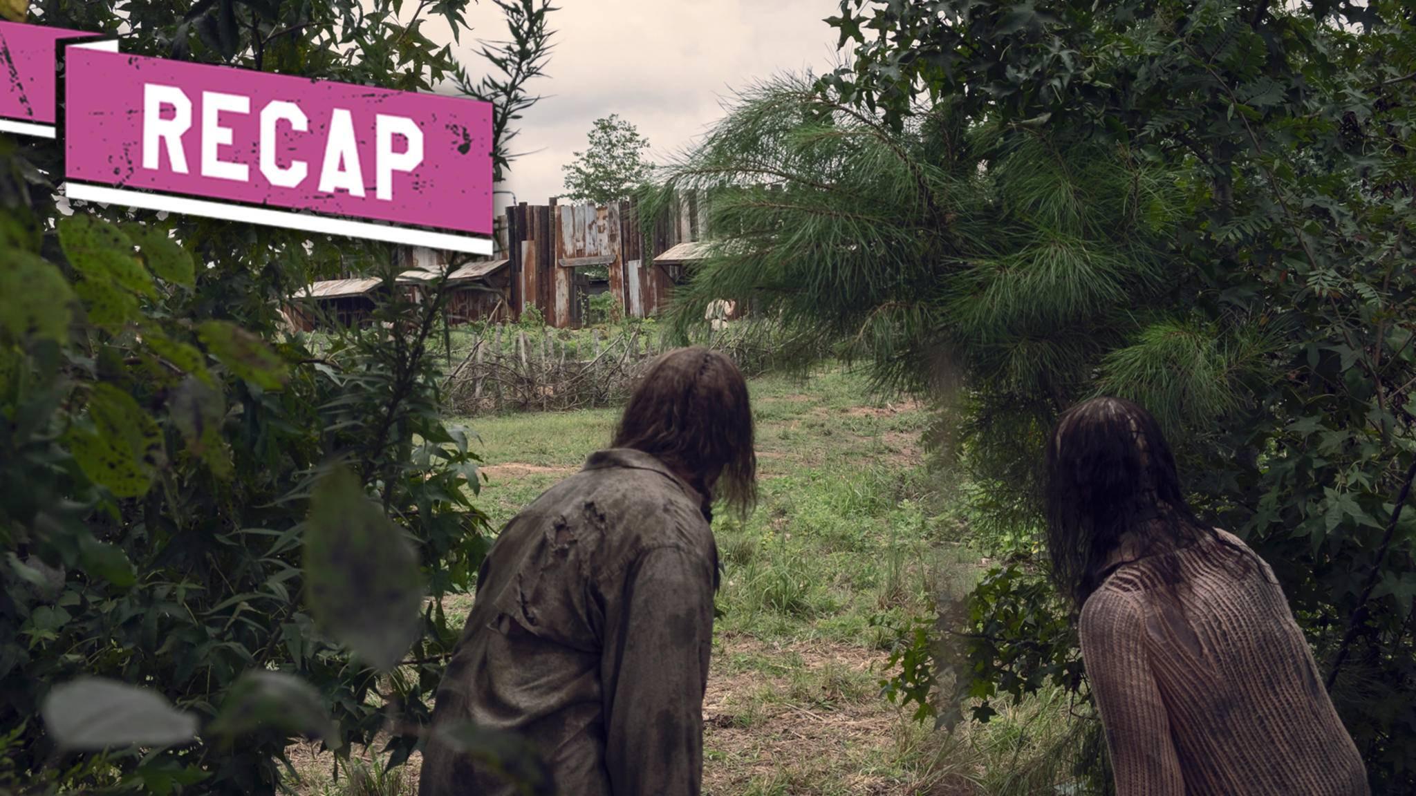 """Die Whisperer bestimmen die Handlung der zehnten """"The Walking Dead""""-Episode von Staffel 9."""