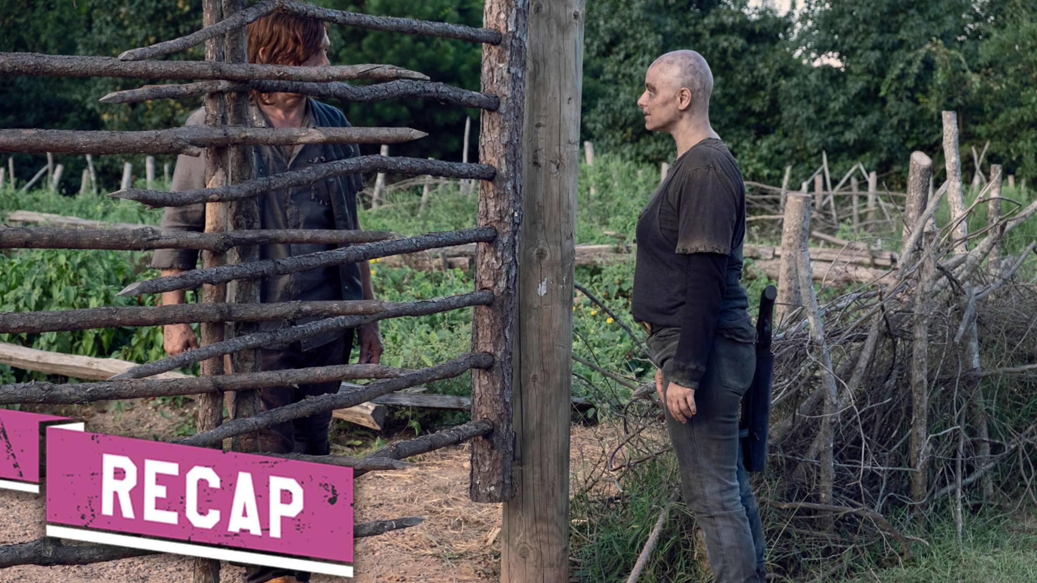 """Alpha macht in Episode 11 eindrucksvoll klar, was für sie """"natürliche Auslese"""" bedeutet ..."""
