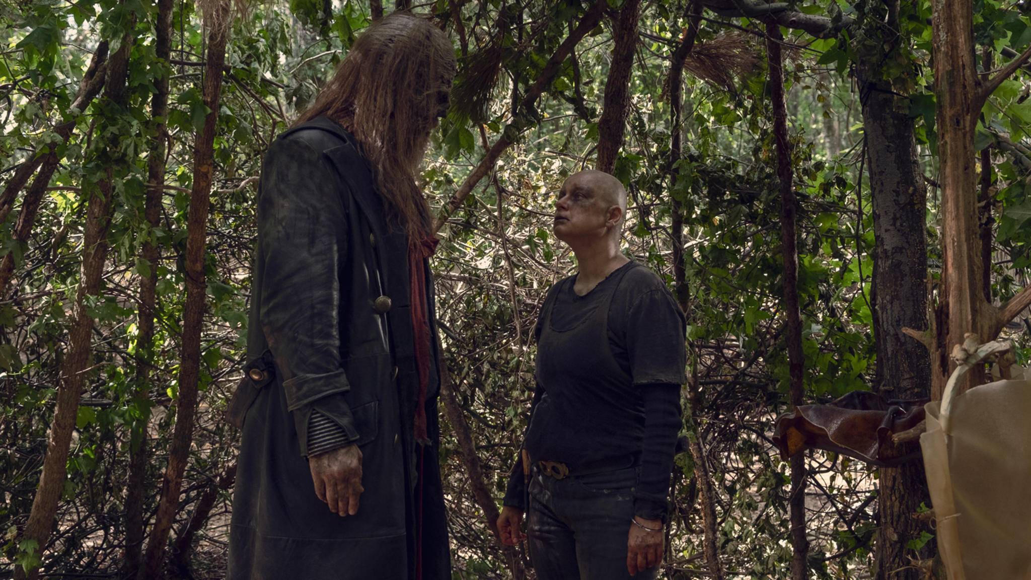 """In Staffel 10 widmet sich """"The Walking Dead"""" der eigentümlichen Beziehung von Alpha und Beta."""